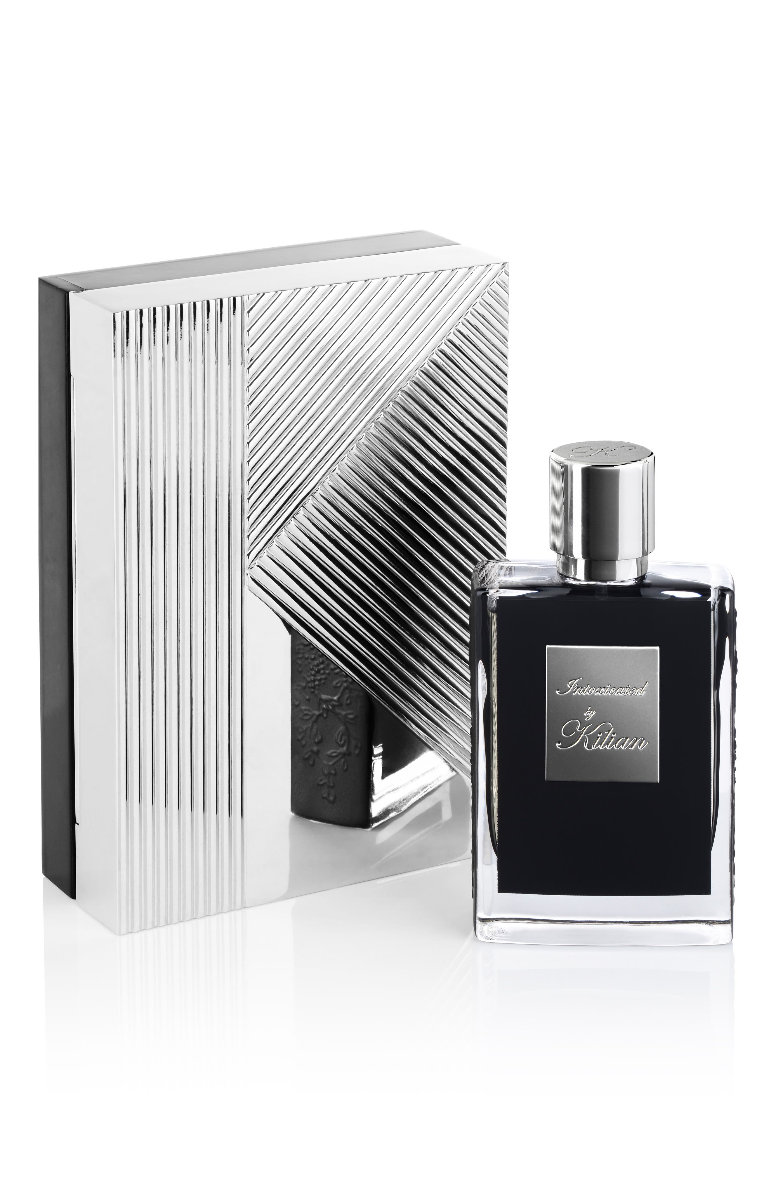 KILIAN, 'Addictive State of Mind - Intoxicated' Refillable Fragrance, Alternate thumbnail 2, color, NO COLOR