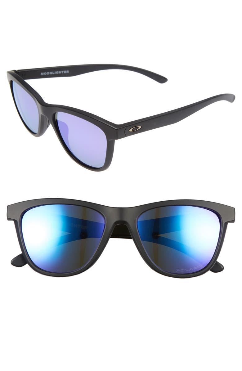 1bf88fc71a Oakley Moonlighter 53mm Polarized Sunglasses