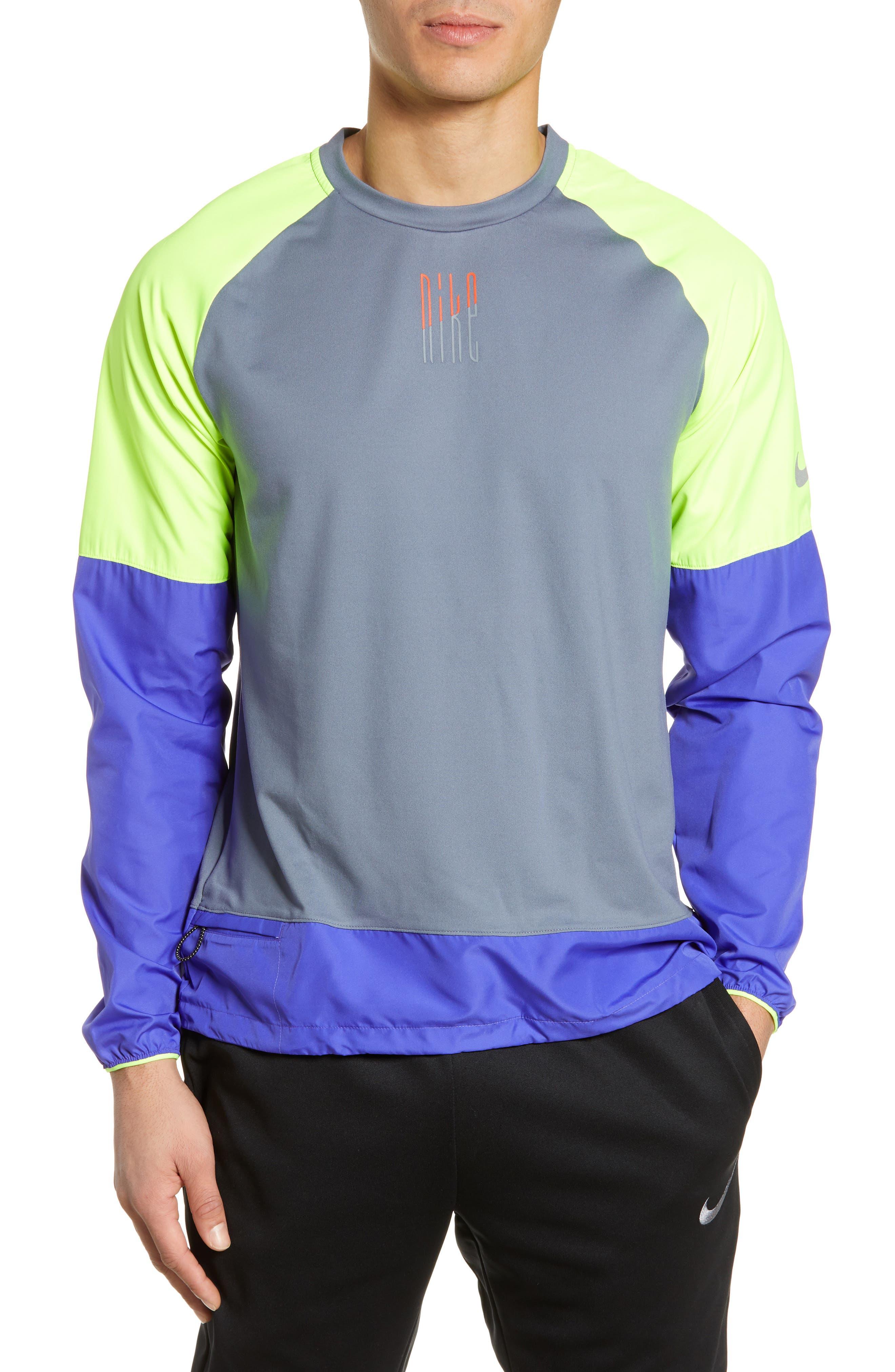 Nike Element Mix Performance T-Shirt