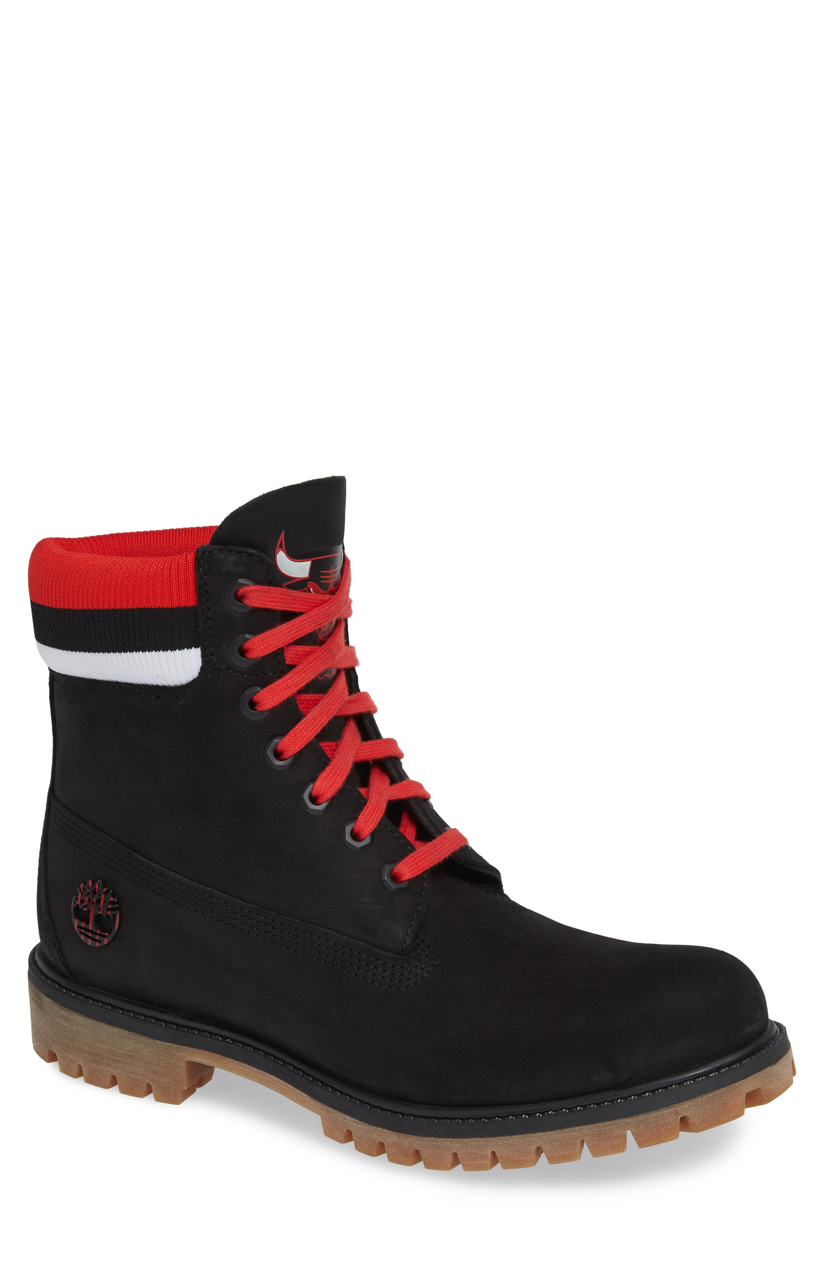 Timberland Premium Nba Collection Boot, Black