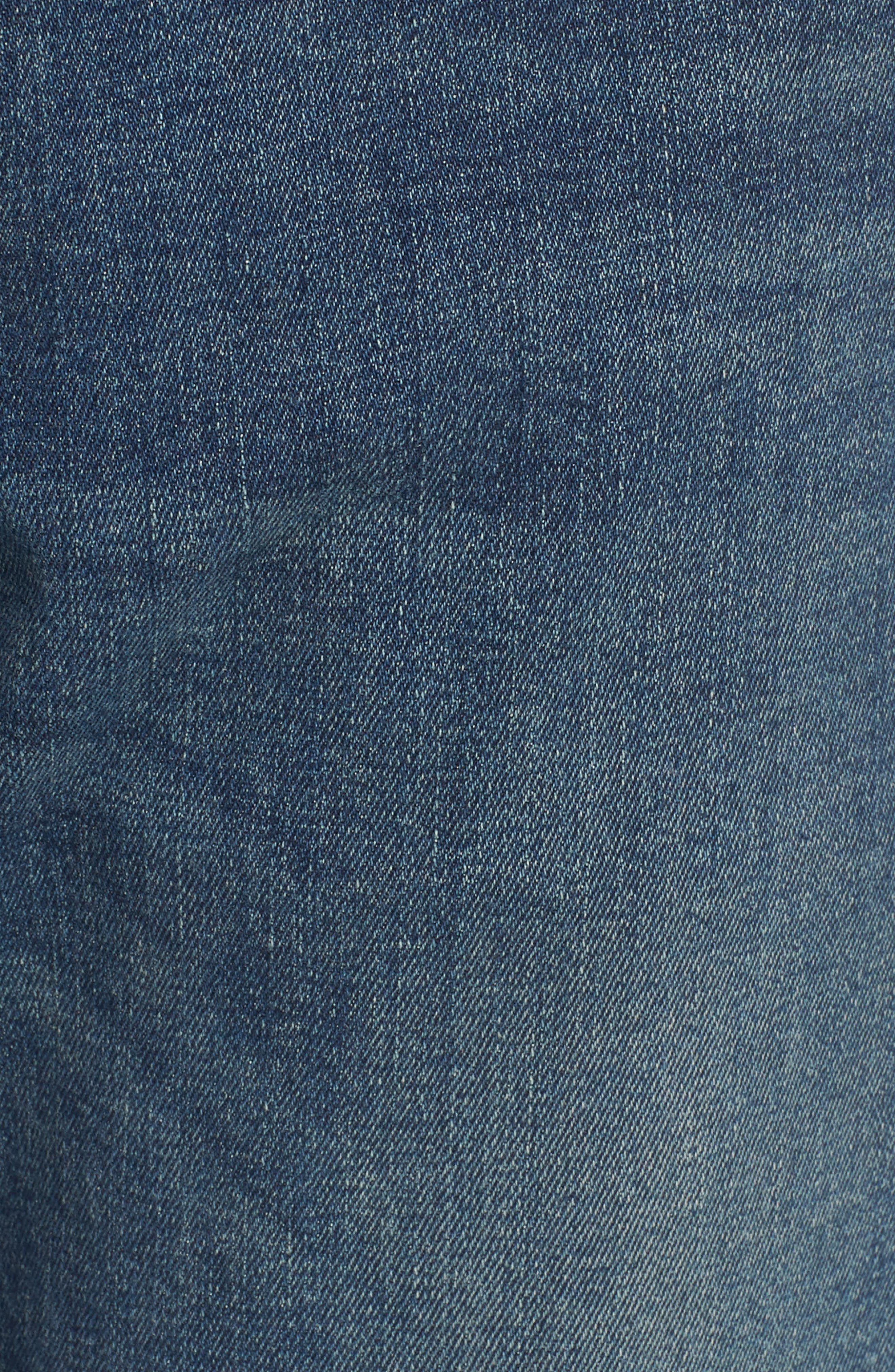 LEVI'S<SUP>®</SUP>, 511<sup>™</sup> Slim Fit Jeans, Alternate thumbnail 6, color, 422