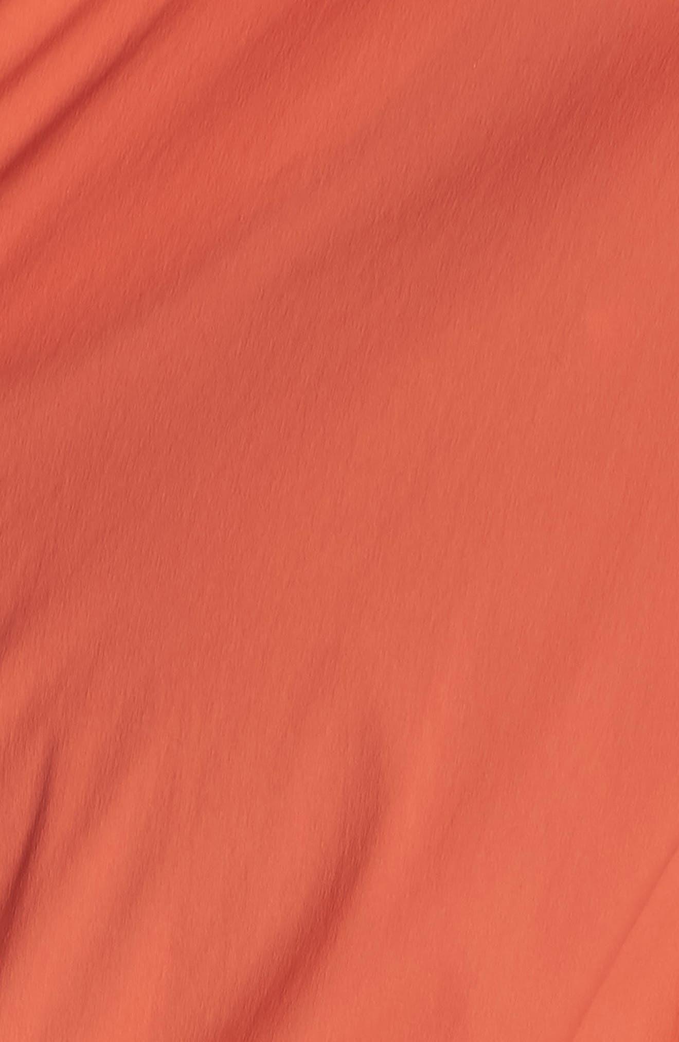 ADIDAS BY STELLA MCCARTNEY, Climastorm<sup>®</sup> Run Jacket, Alternate thumbnail 7, color, HOT CORAL