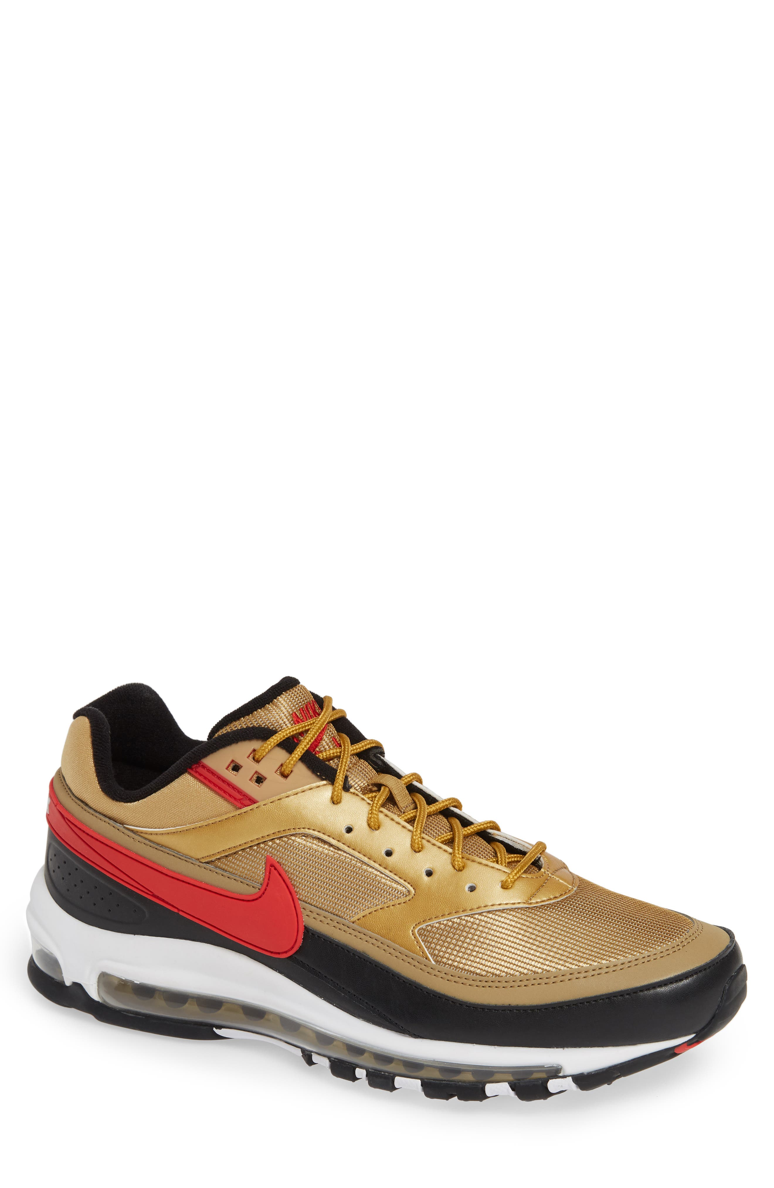 NIKE, Air Max 97 BW Sneaker, Main thumbnail 1, color, 040
