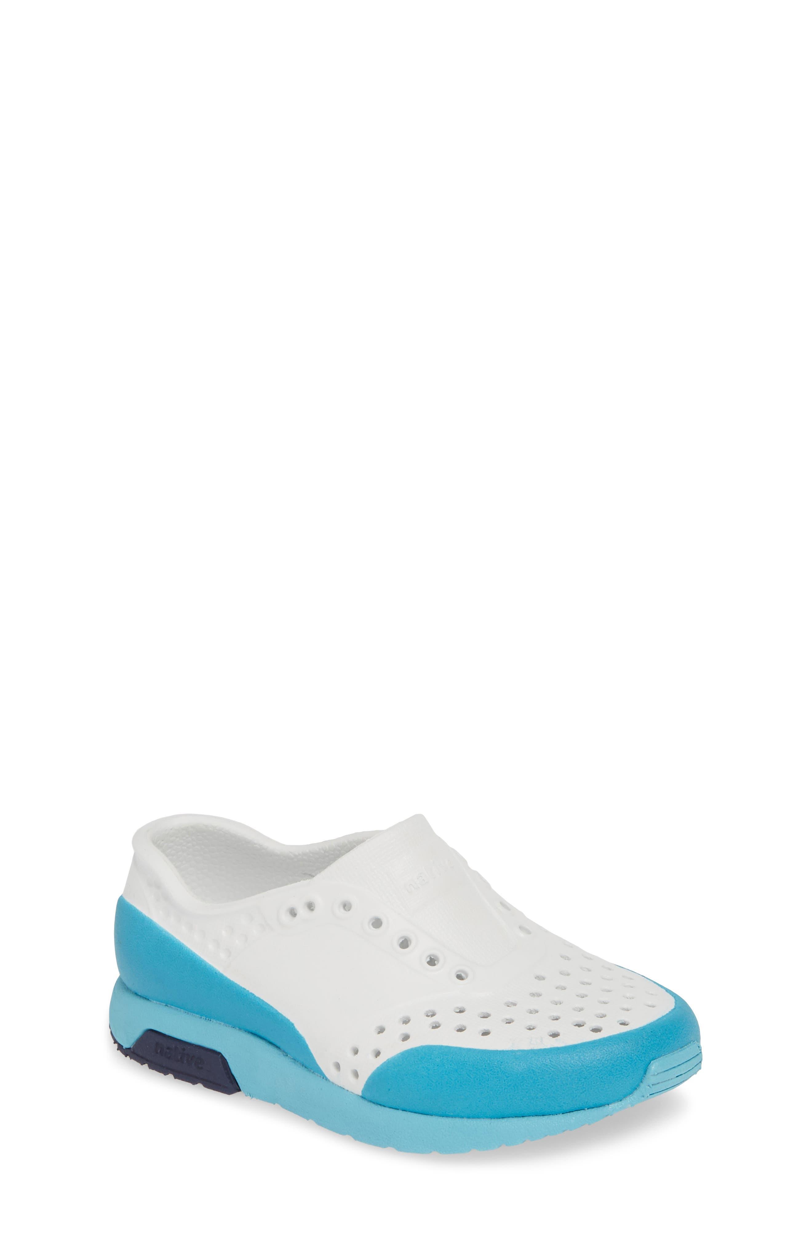 NATIVE SHOES, Lennox Block Slip-On Sneaker, Main thumbnail 1, color, 438