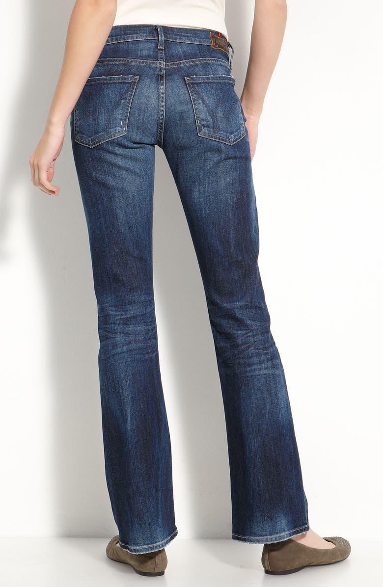 871c486c50c Citizens of Humanity 'Dita' Slim Bootcut Jeans (Delft Wash) (Petite ...