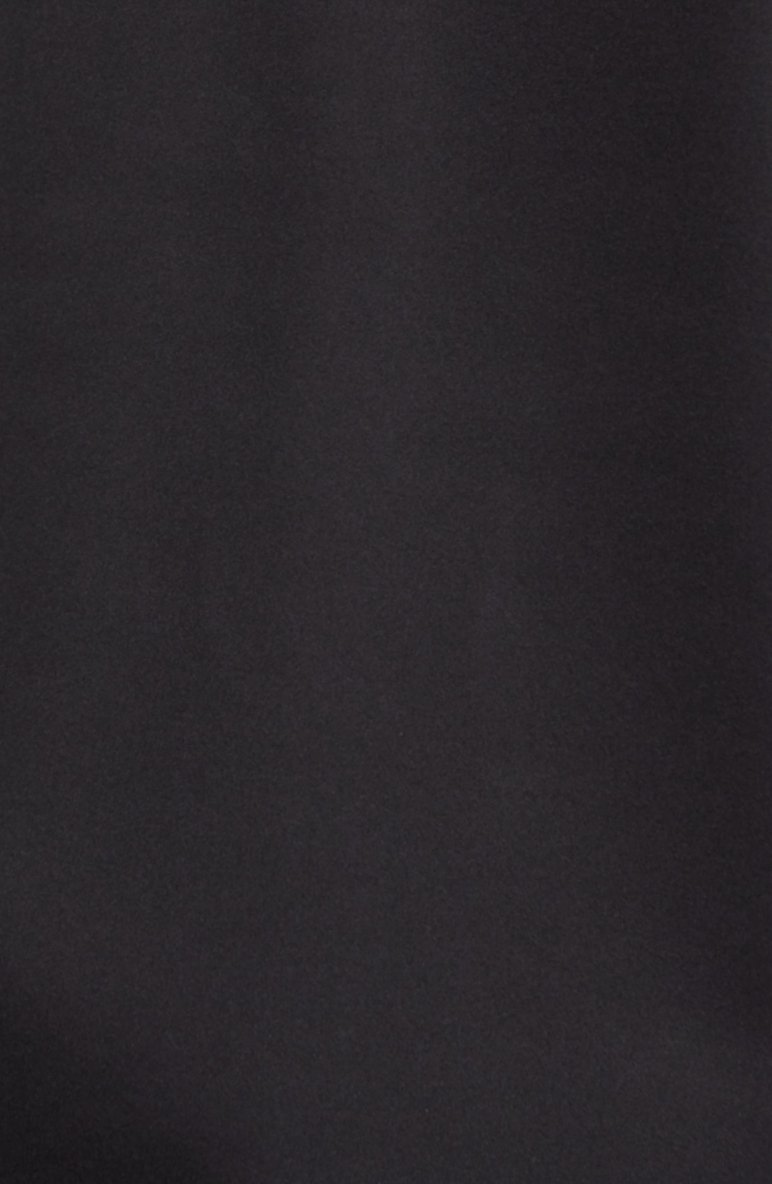 THE NORTH FACE, Apex Risor Jacket, Alternate thumbnail 6, color, BLACK/ BLACK