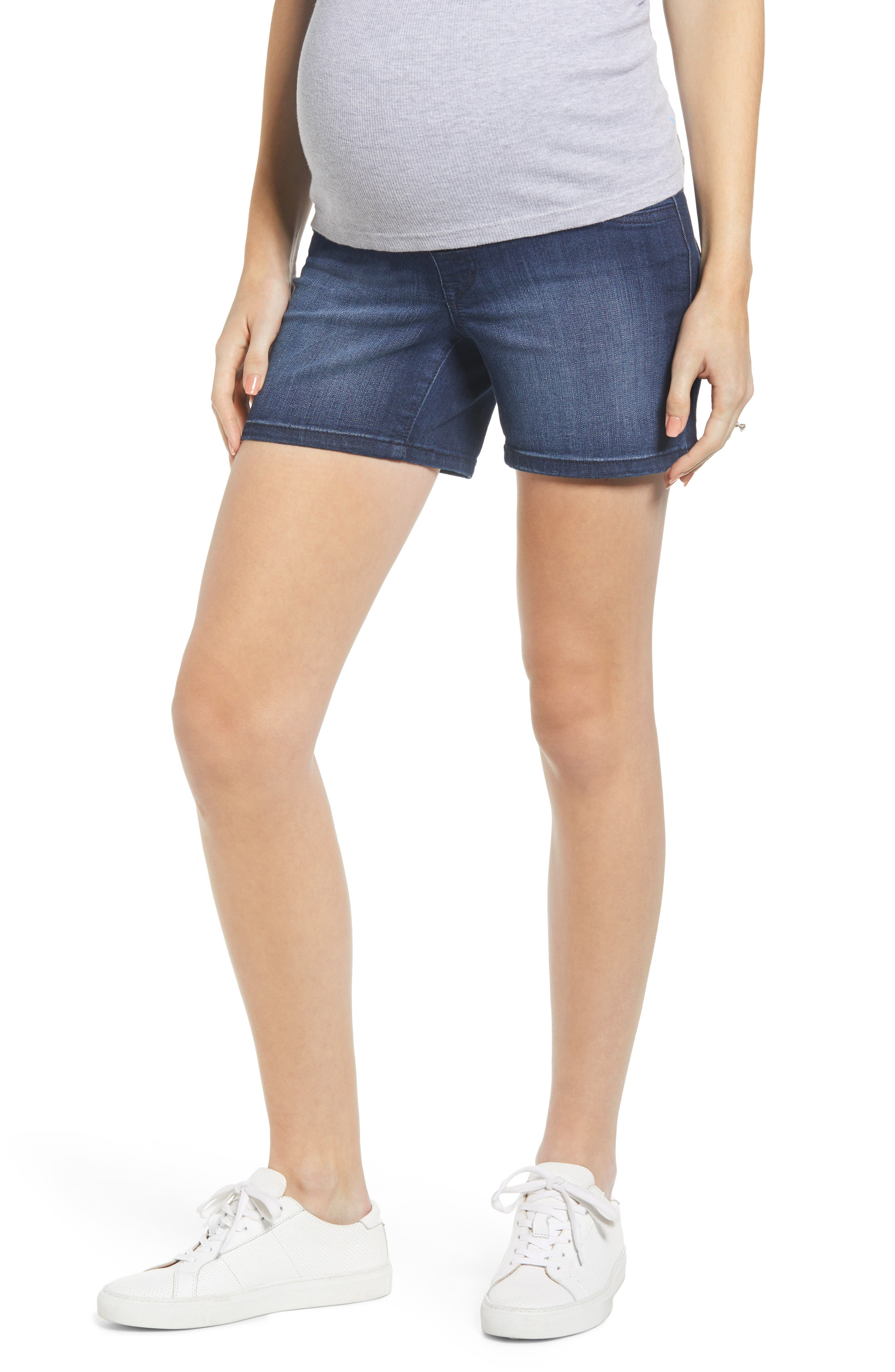 Women's 1822 Denim Maternity Shorts