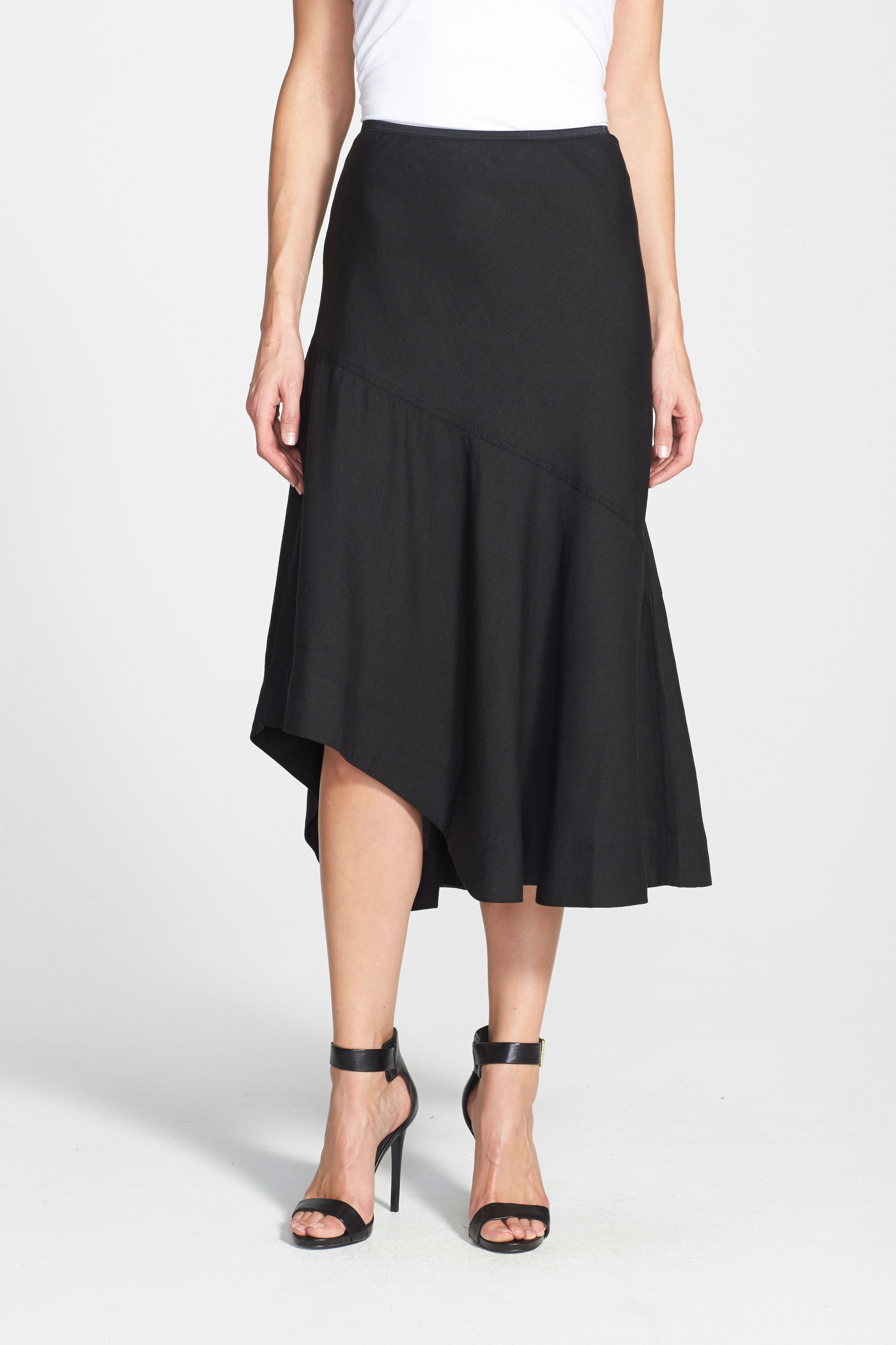 NIC+ZOE, 'The Long Engagement' Midi Skirt, Alternate thumbnail 2, color, 004