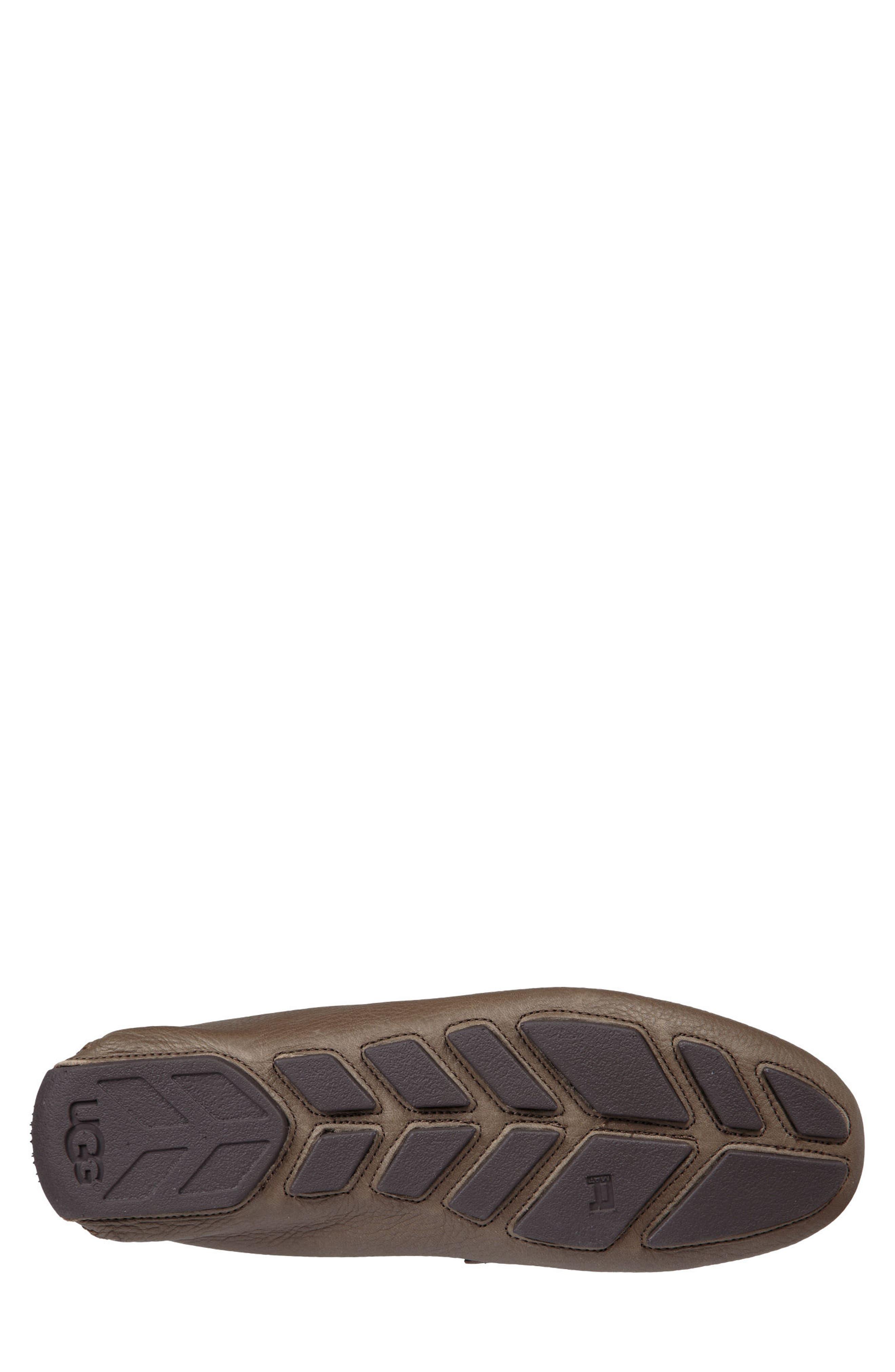 UGG<SUP>®</SUP>, 'Henrick' Driving Shoe, Alternate thumbnail 5, color, TAUPE