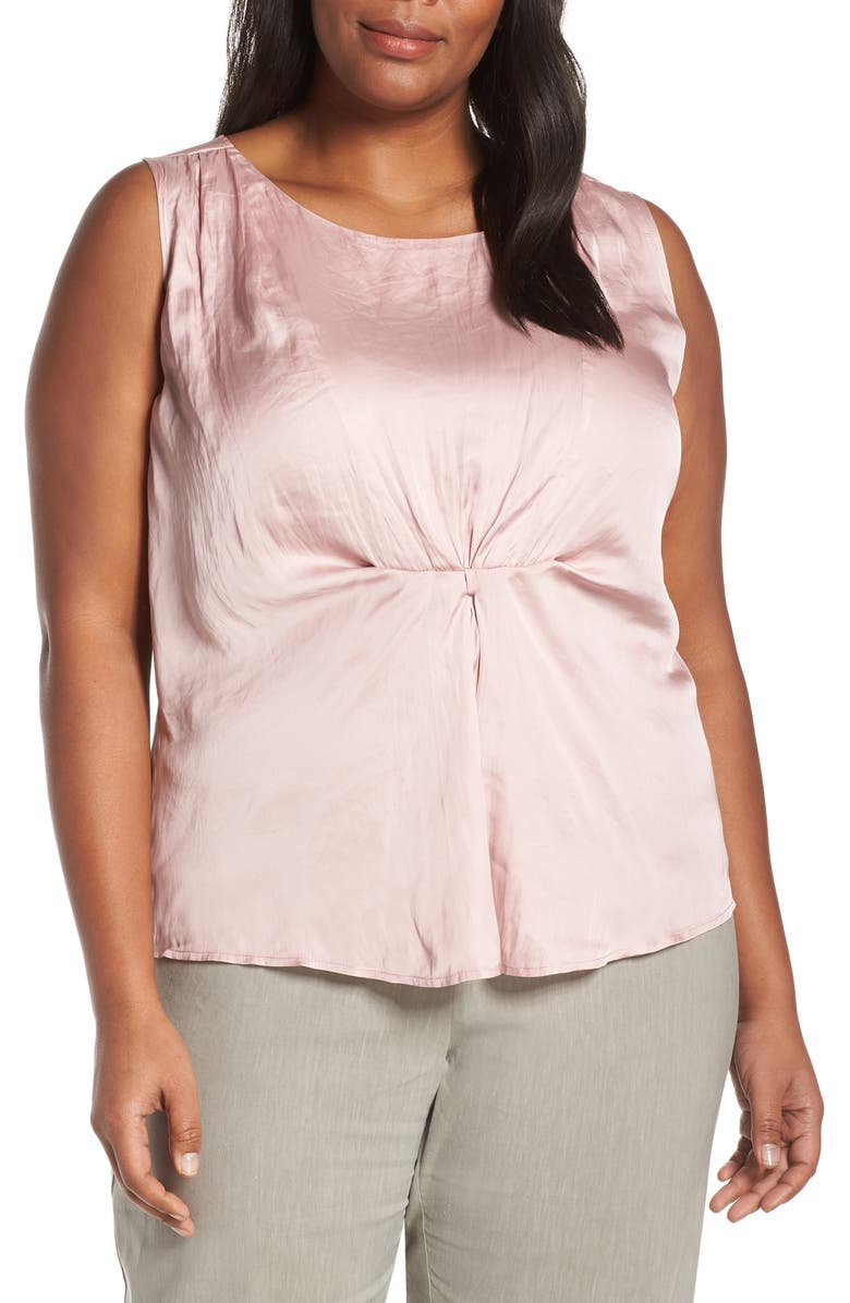 Nic+zoe Tops DESTINATION CINCHED TANK