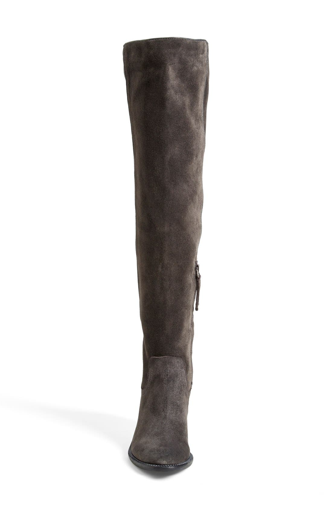 DOLCE VITA, 'Ohanna' Over the Knee Boot, Alternate thumbnail 3, color, 053