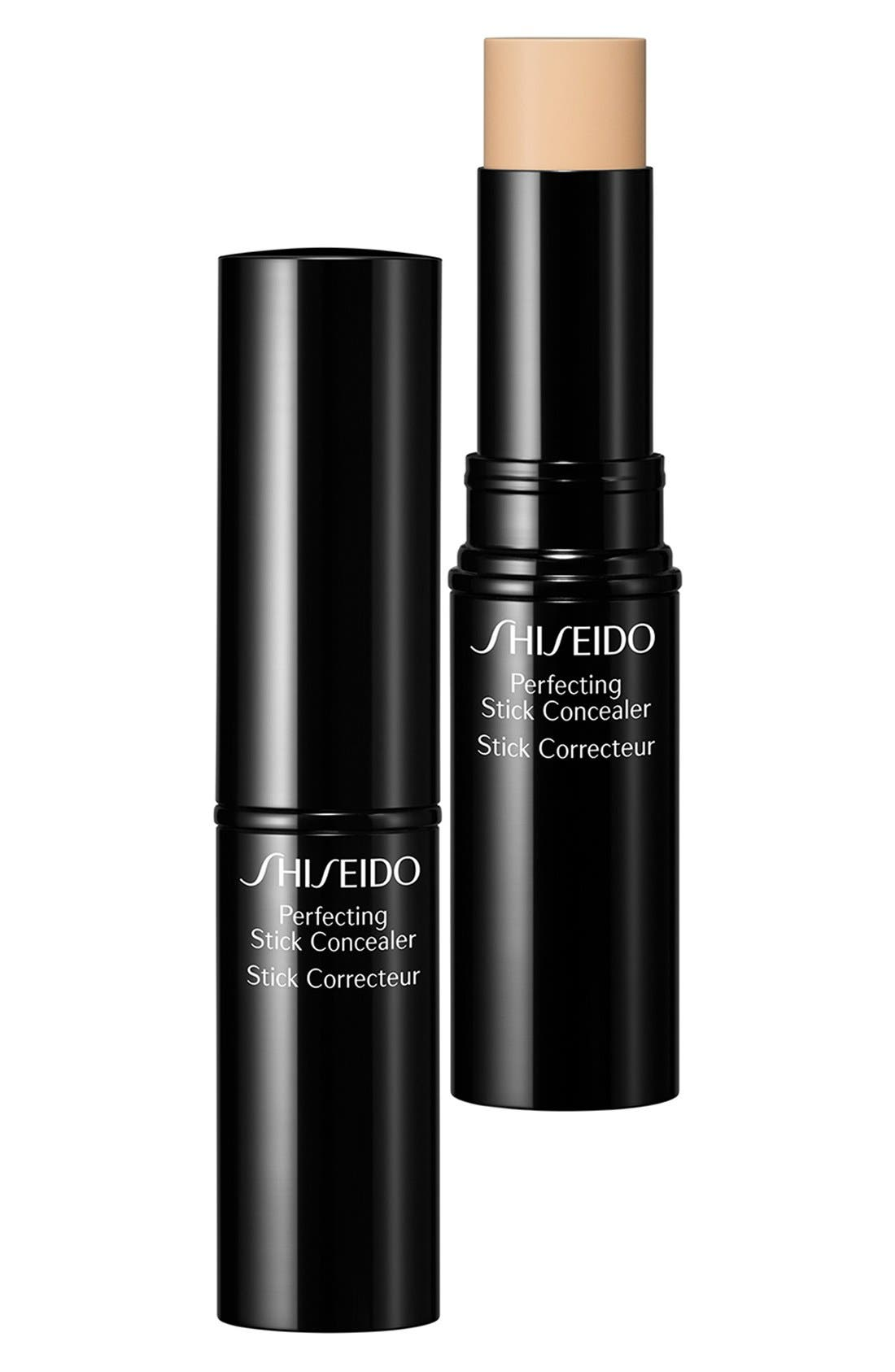 SHISEIDO Perfecting Stick Concealer, Main, color, 33 NATURAL