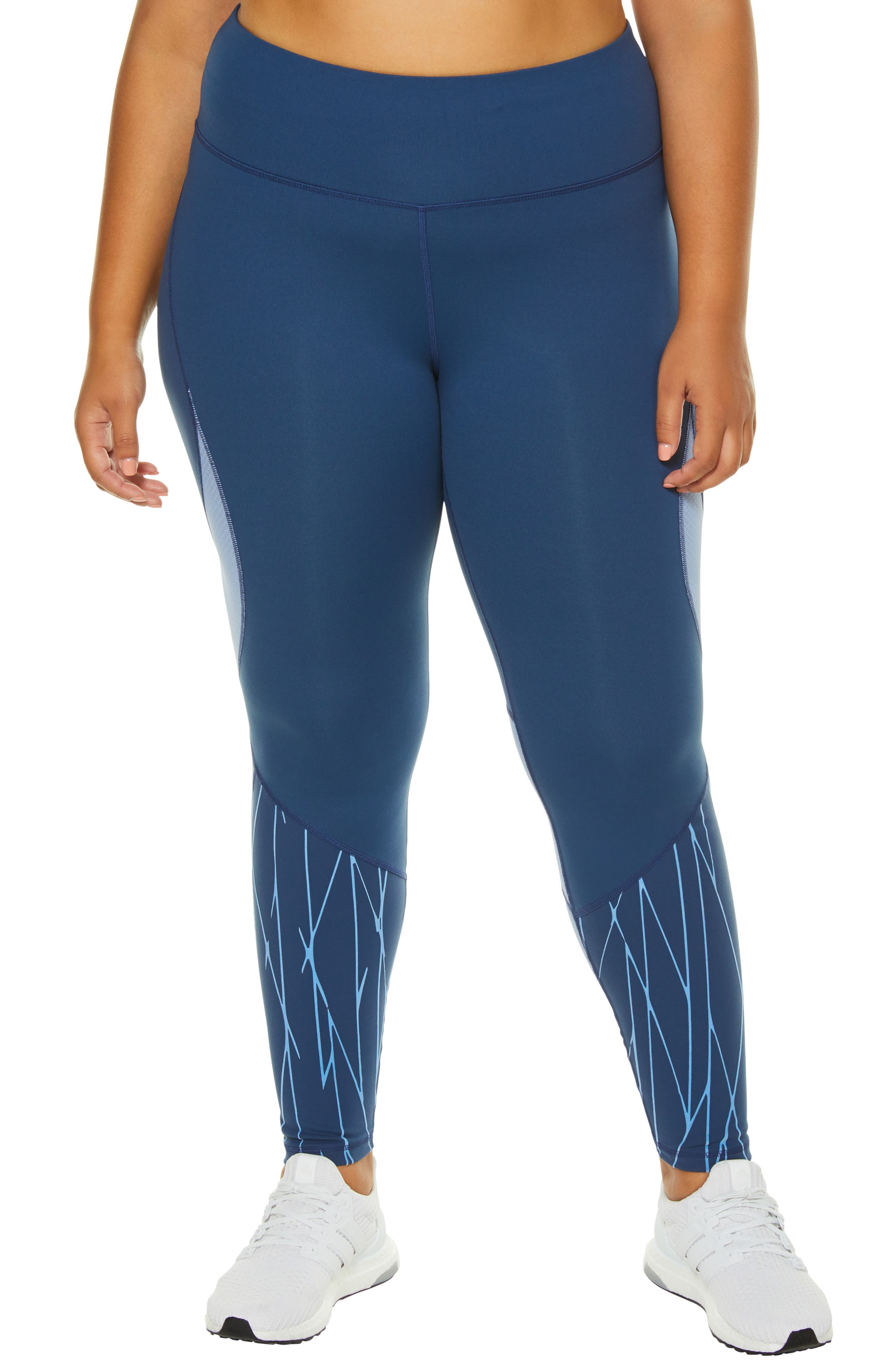 SHAPE ACTIVEWEAR Stealth Leggings, Main, color, INSIGNIA