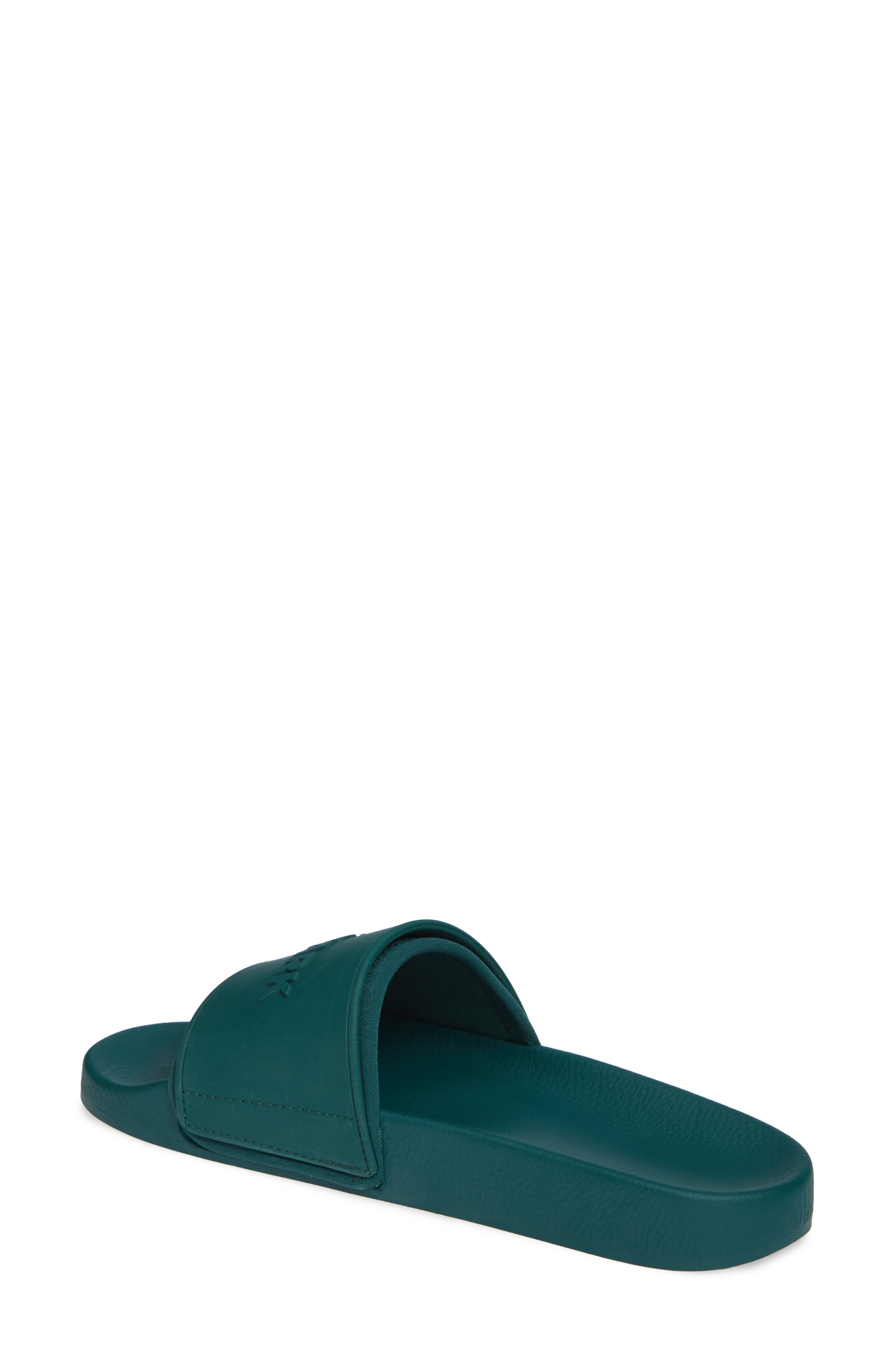 IVY PARK<SUP>®</SUP>, Embossed Logo Slide Sandal, Alternate thumbnail 2, color, 300