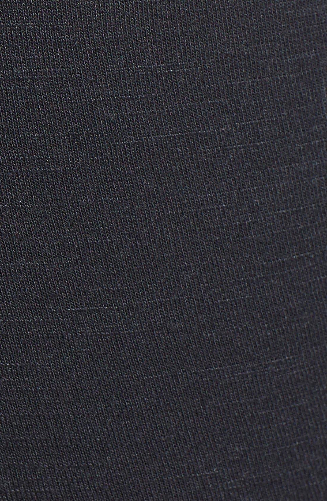 ---, Bandage Wrap Skirt, Alternate thumbnail 3, color, 001