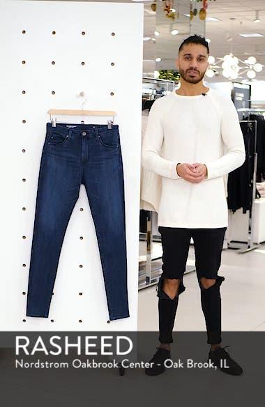 The Farrah High Waist Skinny Jeans, sales video thumbnail