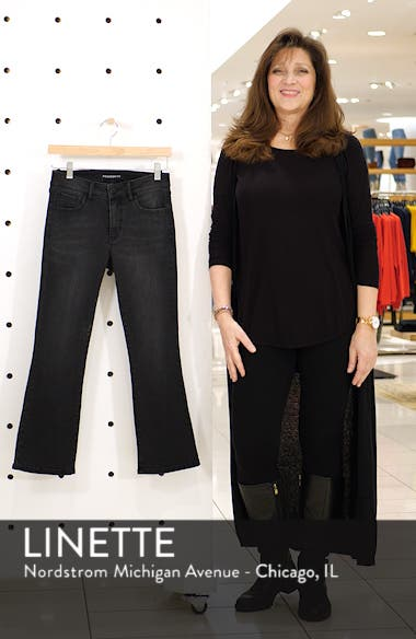 Crop Flare Jeans, sales video thumbnail