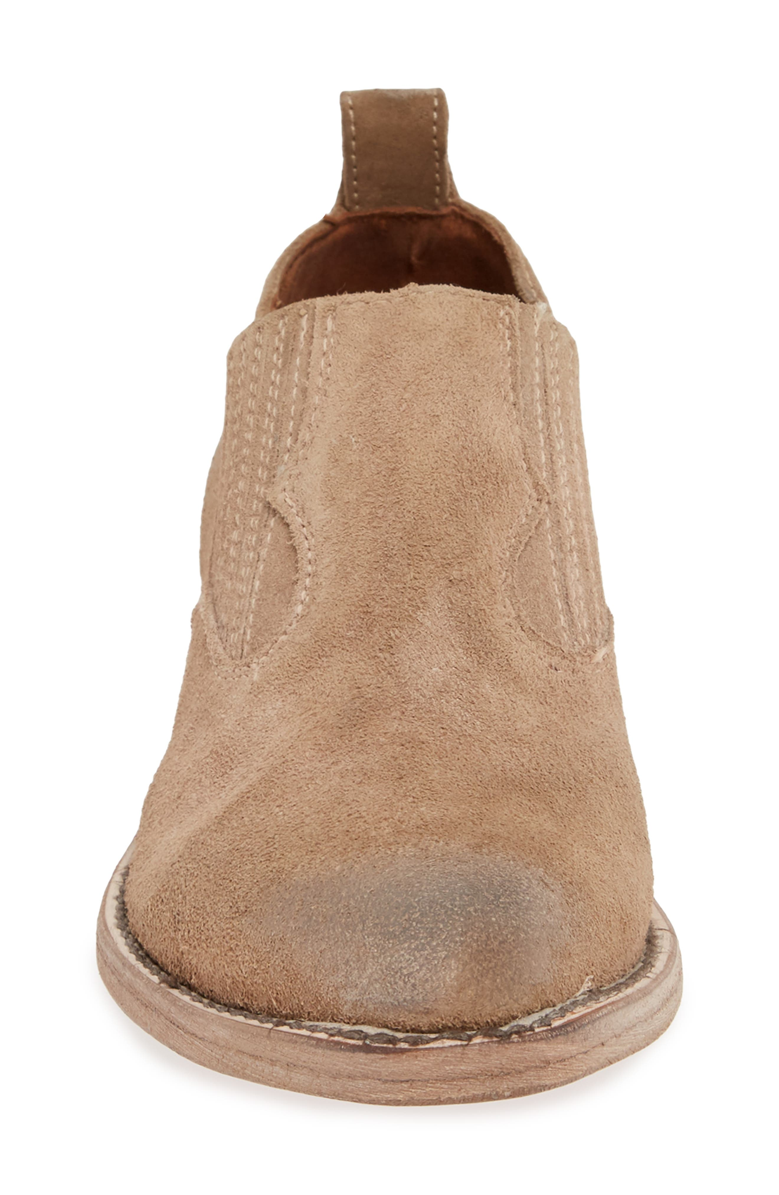 FRYE, Billy Western Bootie, Alternate thumbnail 4, color, 250