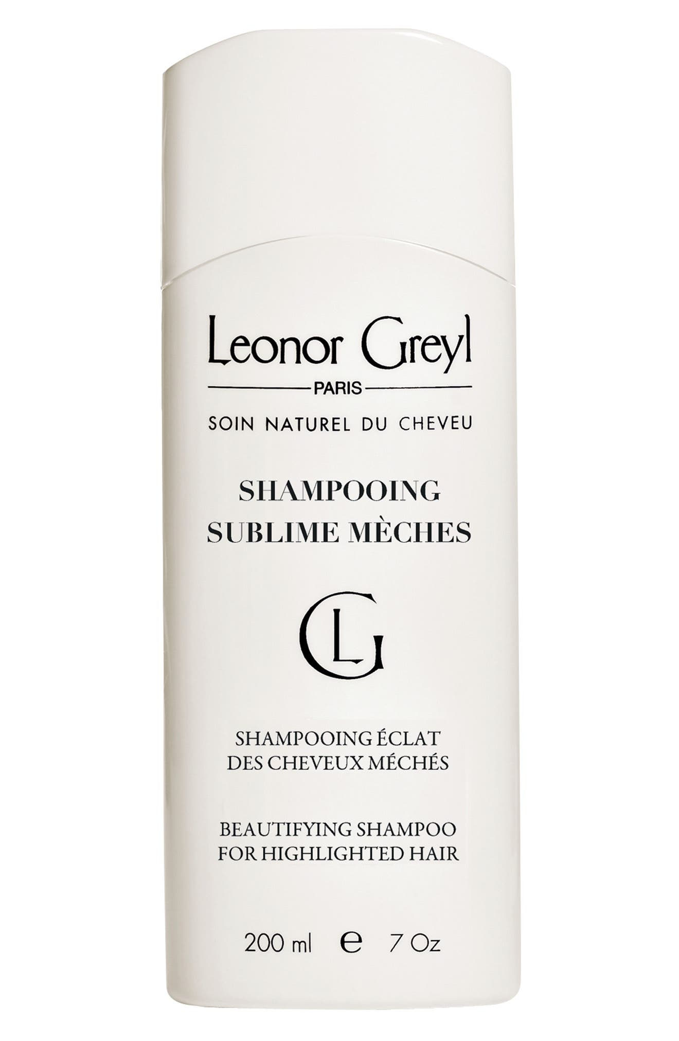LEONOR GREYL PARIS, Beautifying Shampoo for Highlighted Hair, Alternate thumbnail 2, color, NO COLOR