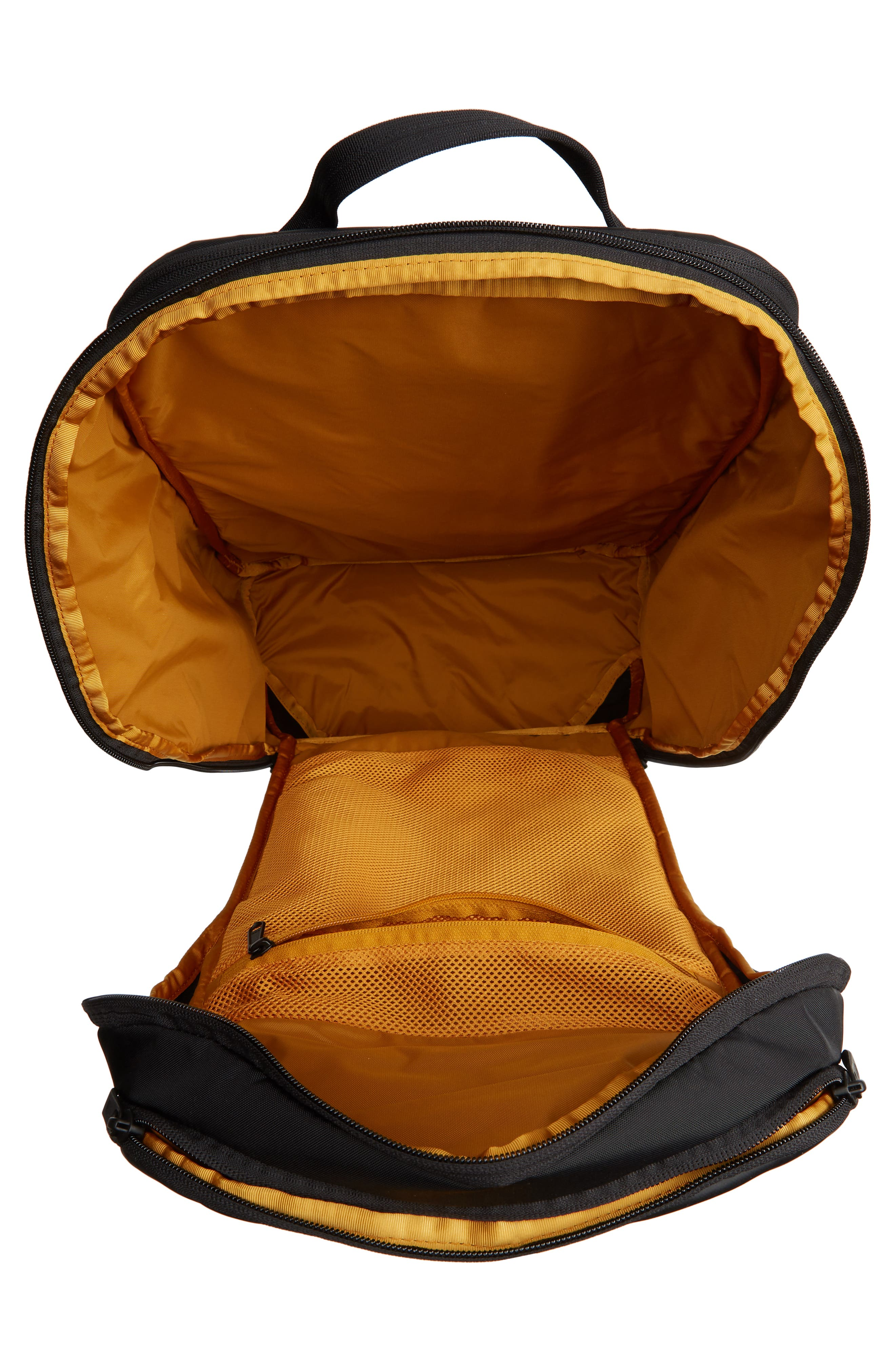 THE NORTH FACE, Kabig Backpack, Alternate thumbnail 4, color, 001