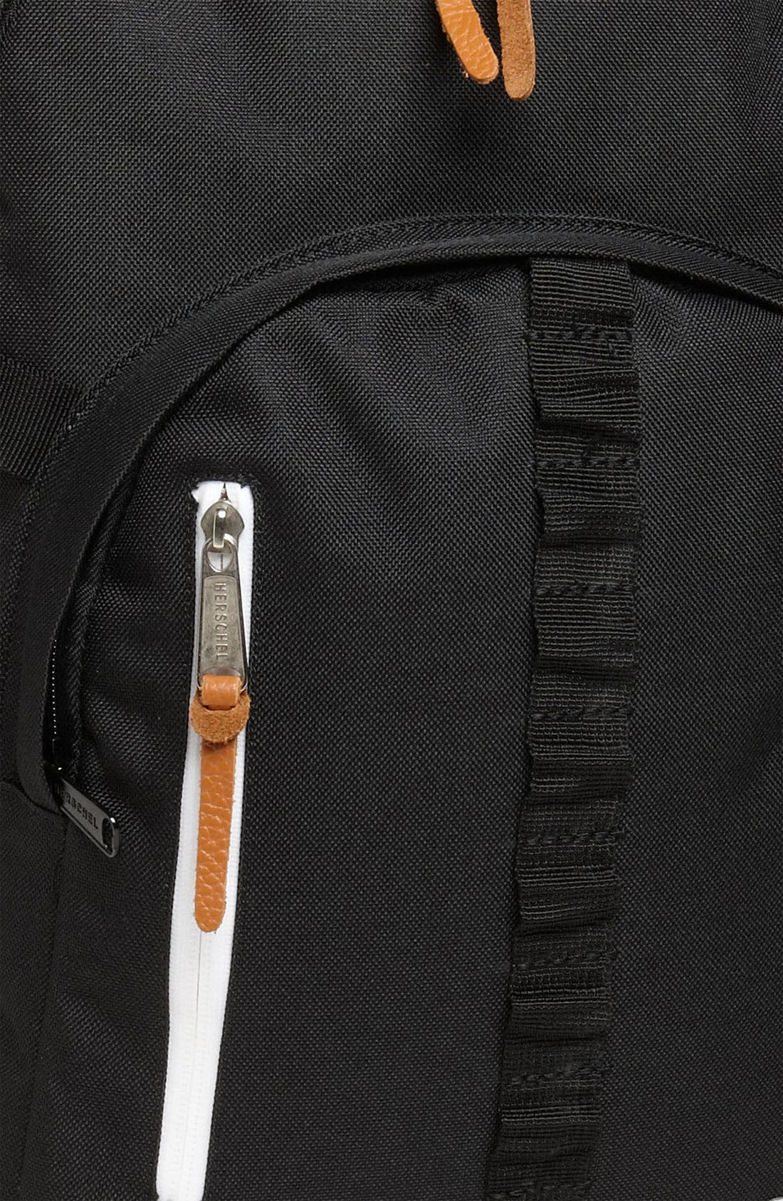 HERSCHEL SUPPLY CO., 'Parkgate' Backpack, Alternate thumbnail 3, color, 001