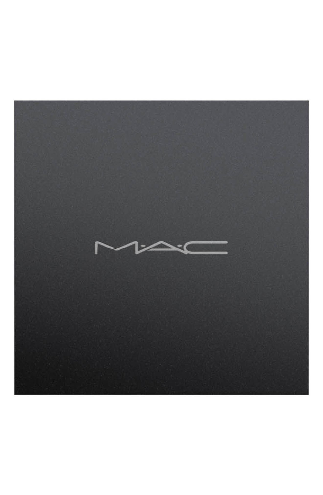 MAC COSMETICS, MAC Great Brows All-in-One Brow Kit, Alternate thumbnail 4, color, 200