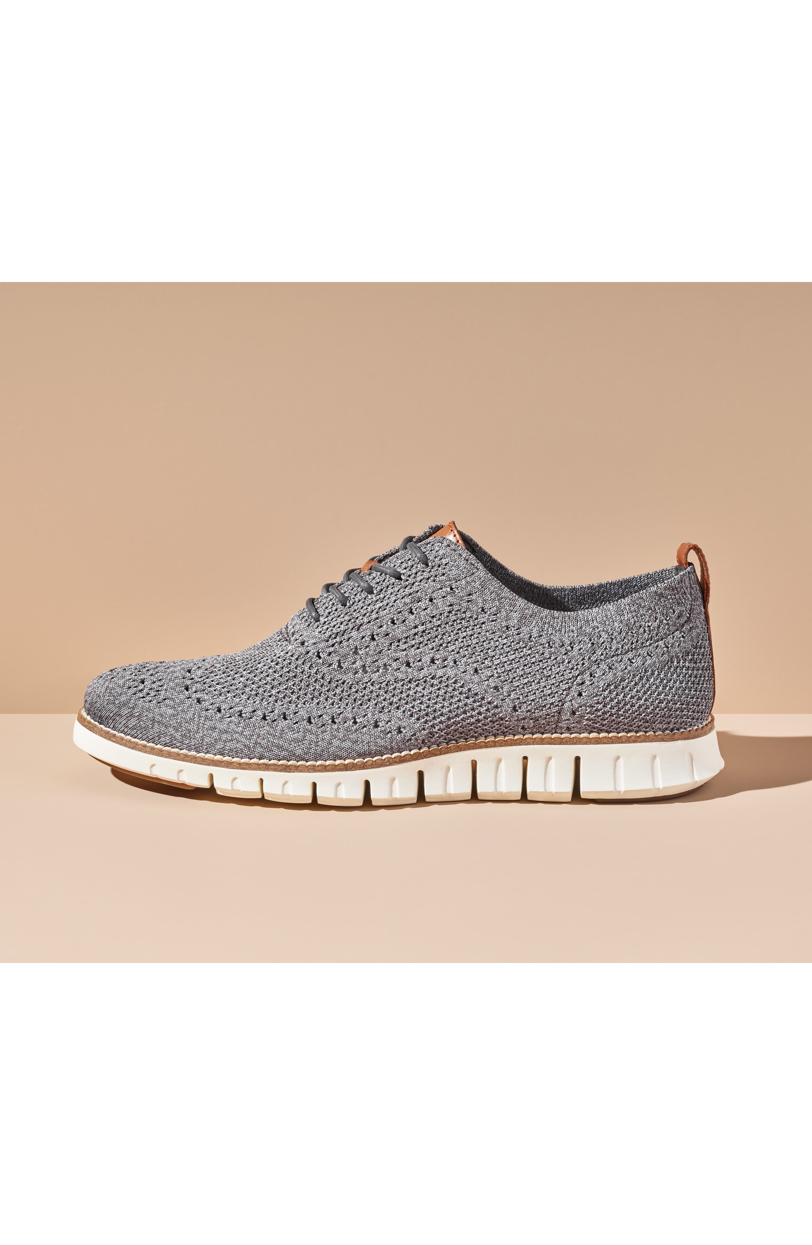 COLE HAAN, ZeroGrand Stitchlite Wingtip, Main thumbnail 1, color, 004