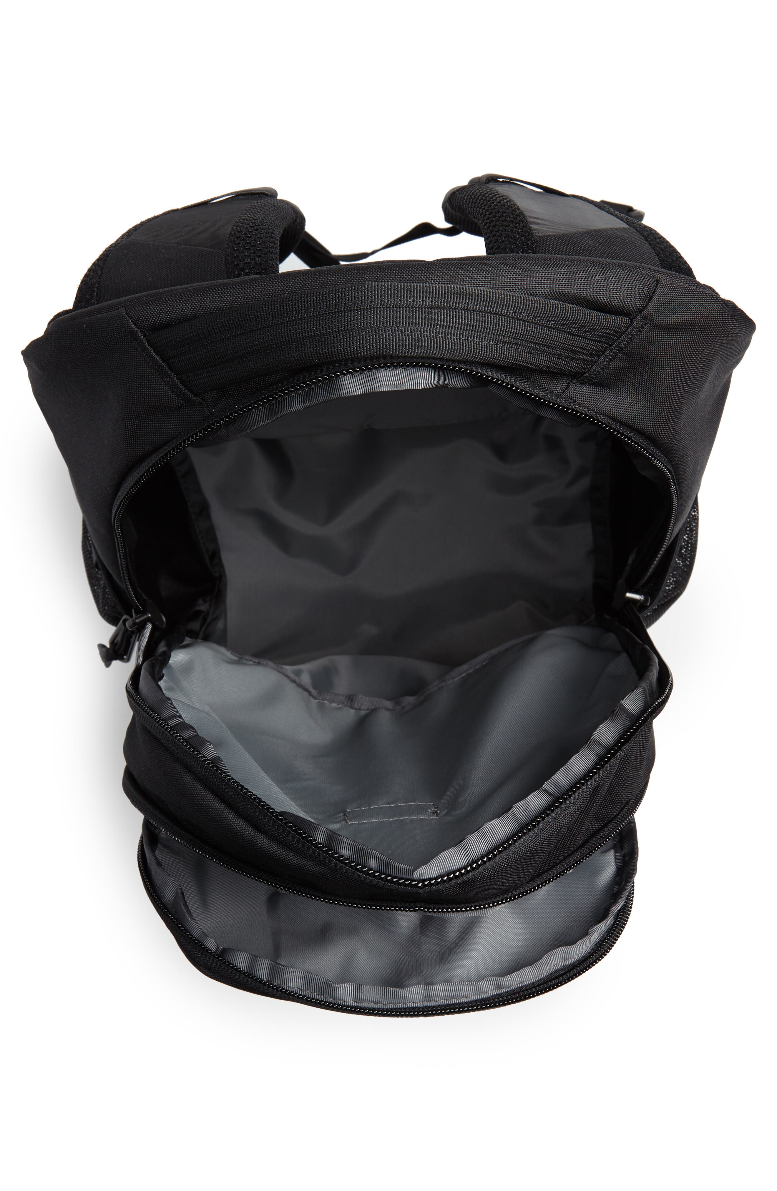 THE NORTH FACE, 'Jester' Backpack, Alternate thumbnail 5, color, TNF BLACK