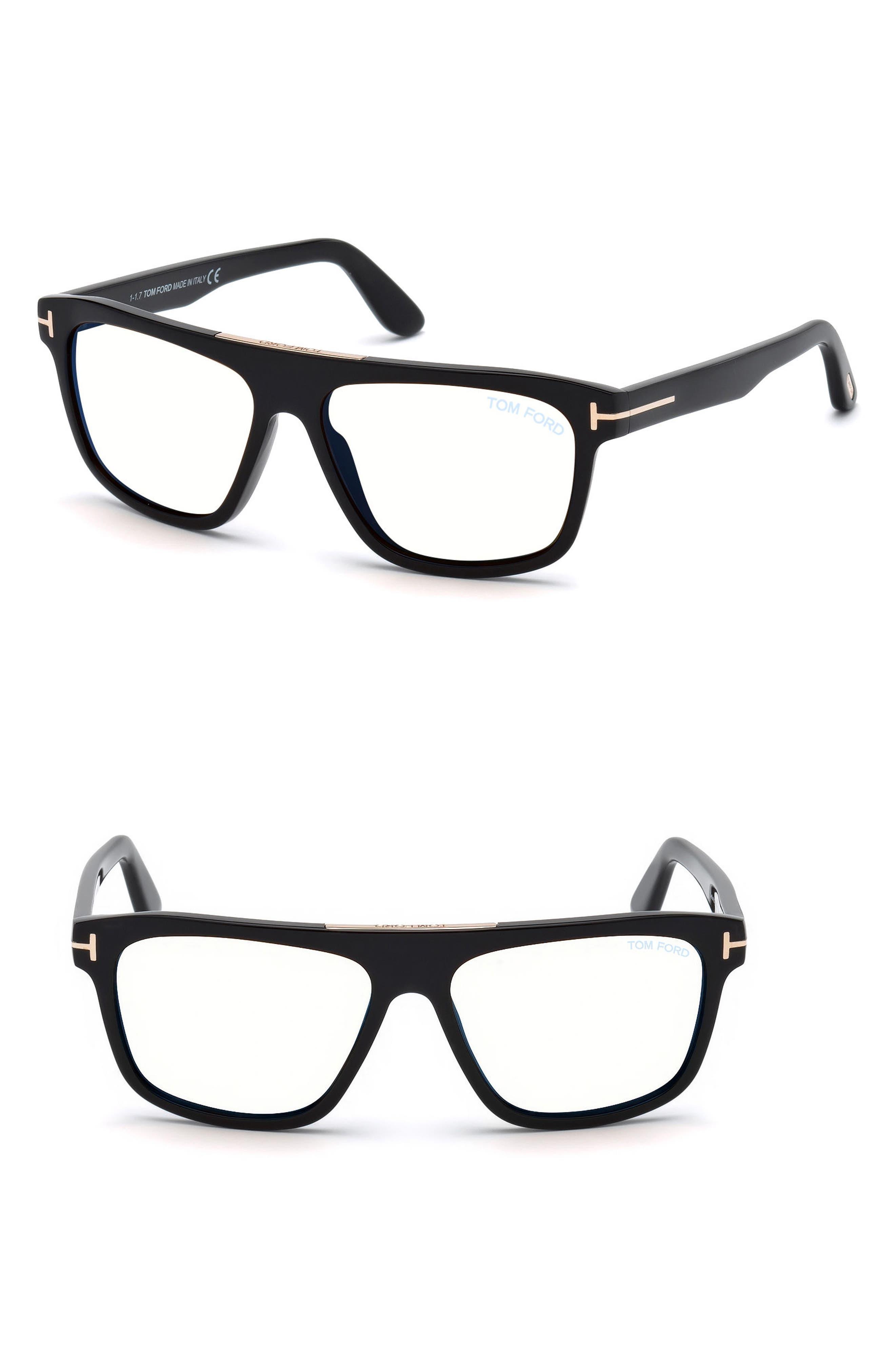 a4136155e0 Tom Ford Cecilio 57Mm Sunglasses - Shiny Black
