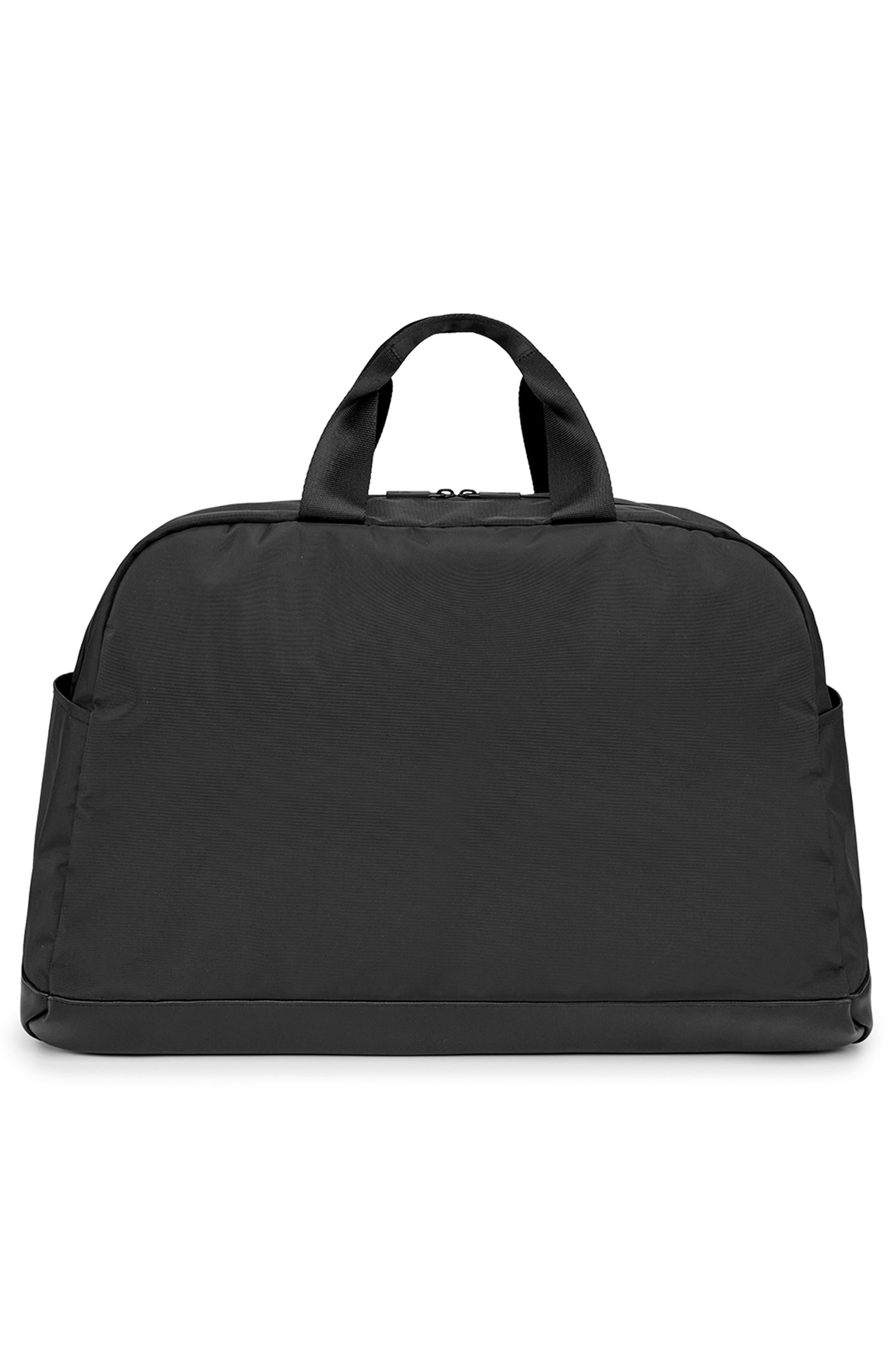 MOLESKINE, Moleskin Metro Duffle Bag, Alternate thumbnail 2, color, BLACK