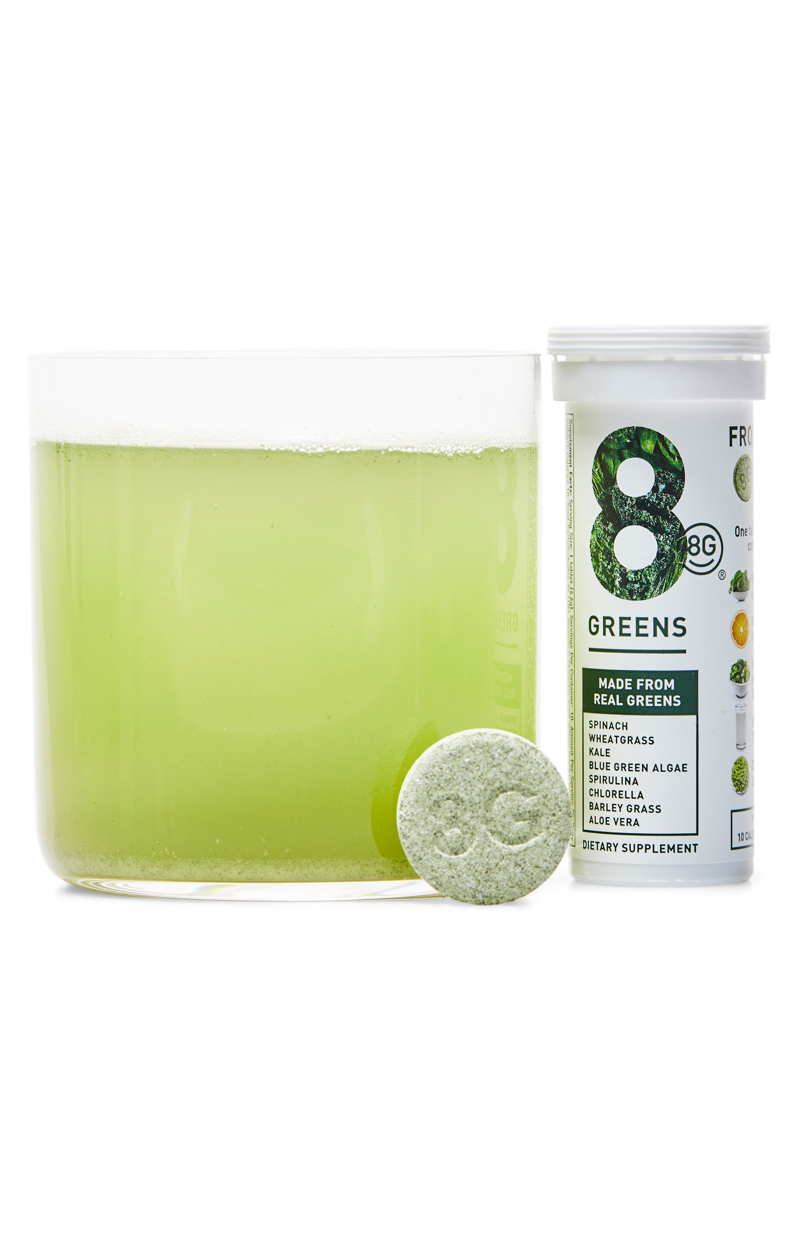 8G, Greens Dietary Supplement, Alternate thumbnail 3, color, NO COLOR