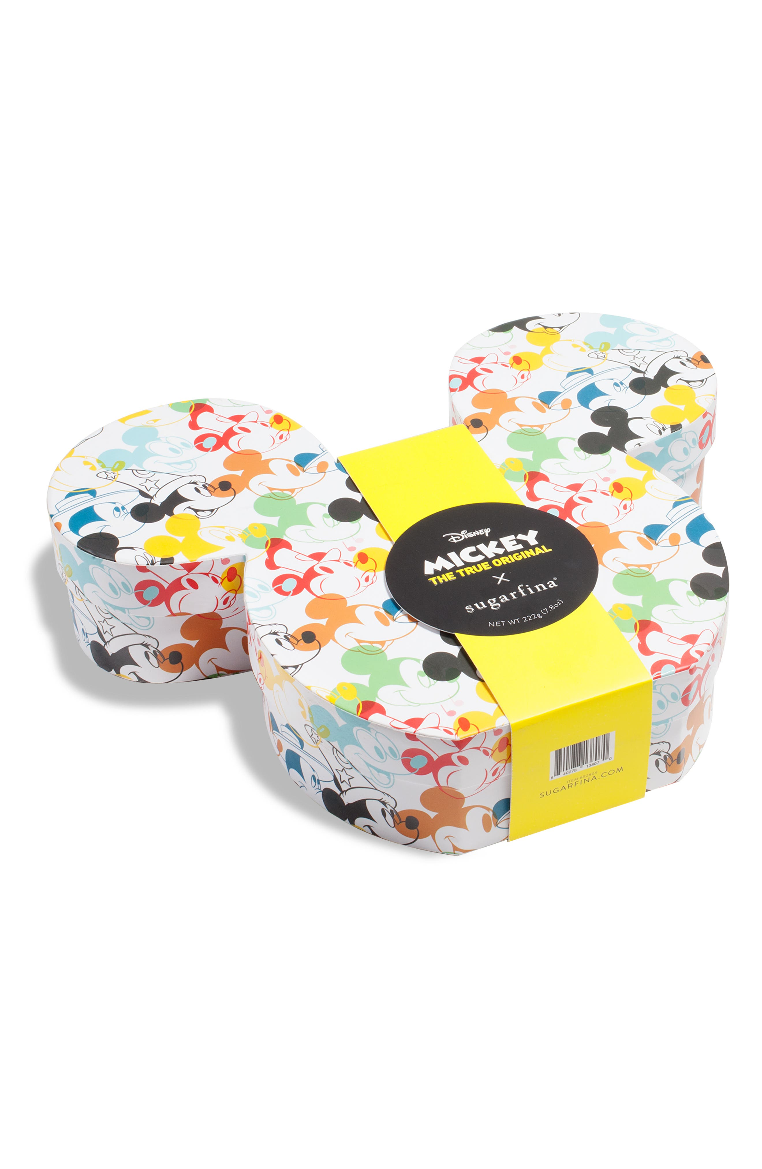 SUGARFINA, x Disney Mickey Ears 2-Piece Bento Box, Alternate thumbnail 2, color, 100