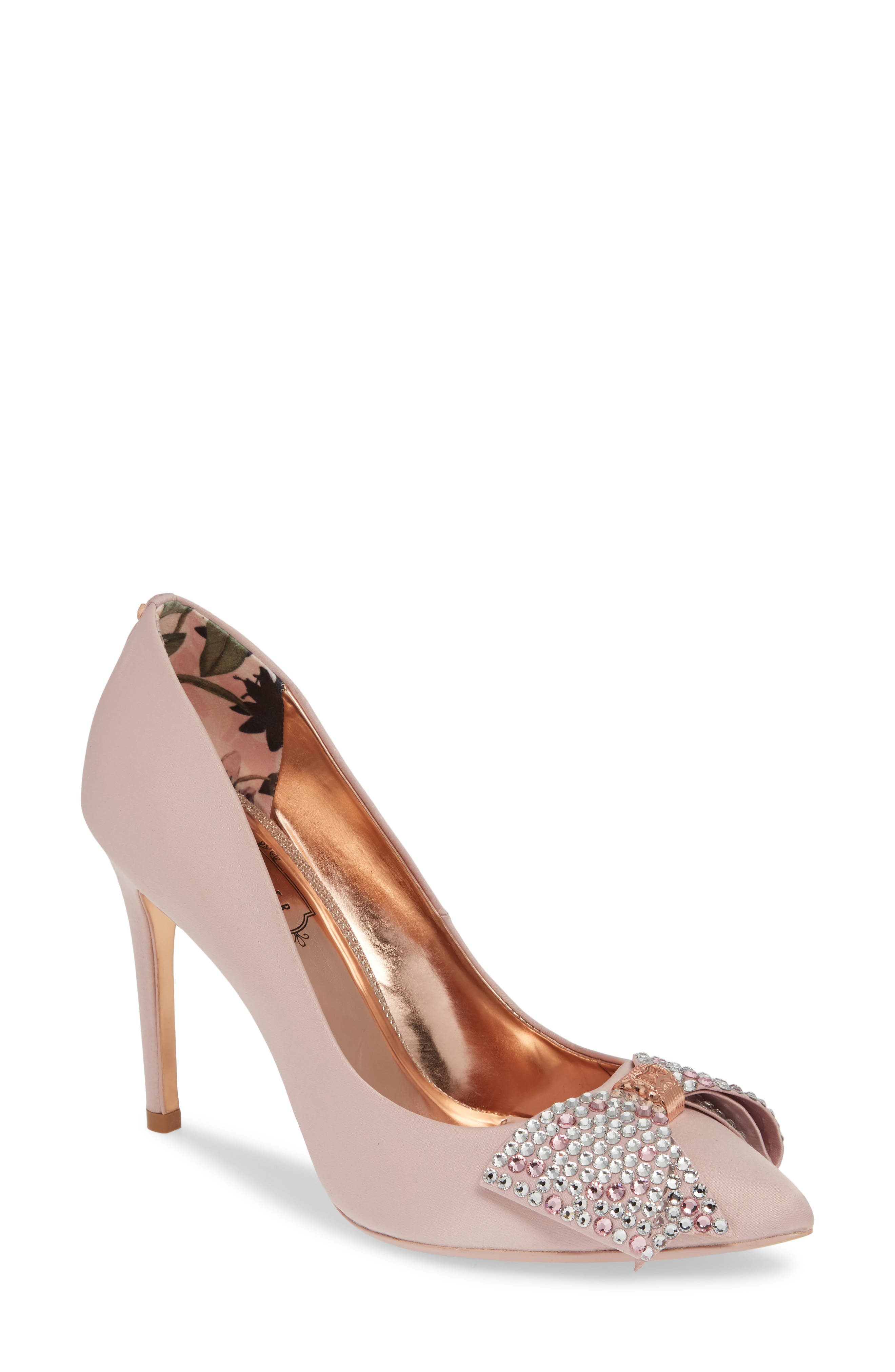 ec4bbbccc Ted Baker London Aselly Pump - Pink