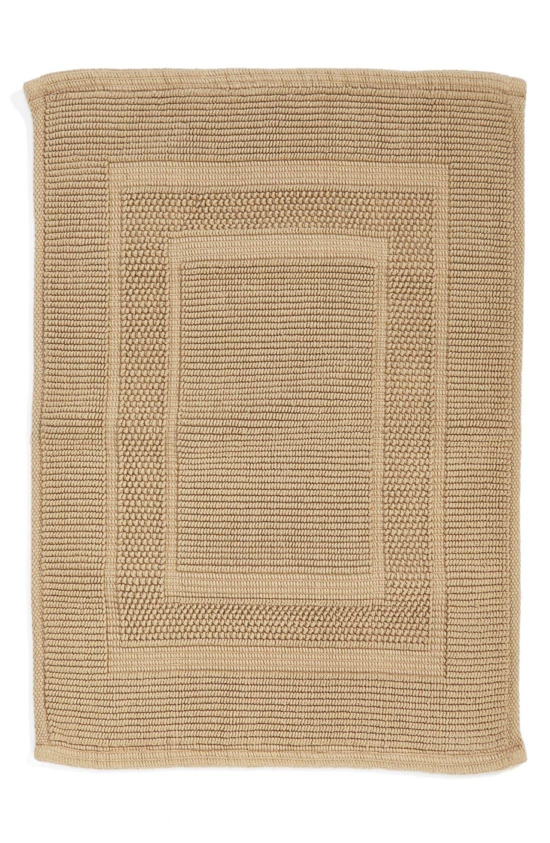 WATERWORKS STUDIO, Waterworks 'Perennial' Reversible Rug, Main thumbnail 1, color, SAND