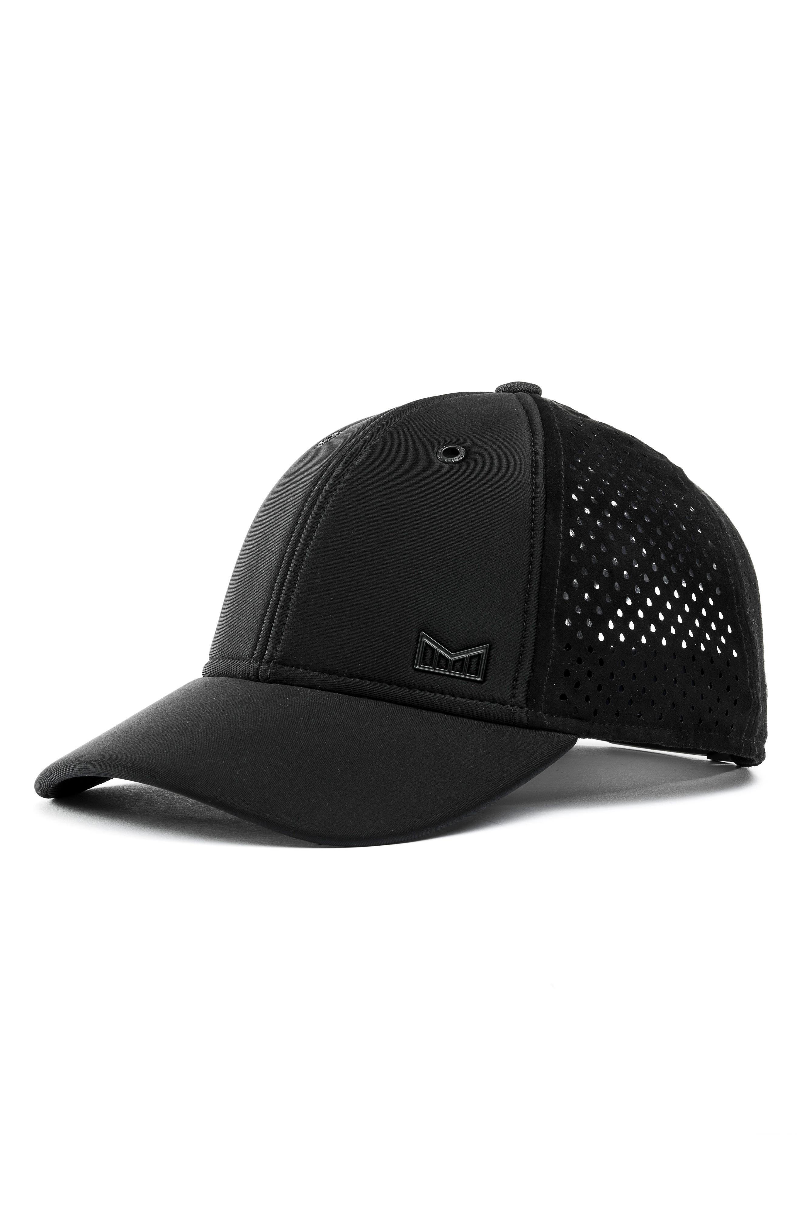 MELIN, Trooper II Snapback Baseball Cap, Main thumbnail 1, color, BLACK