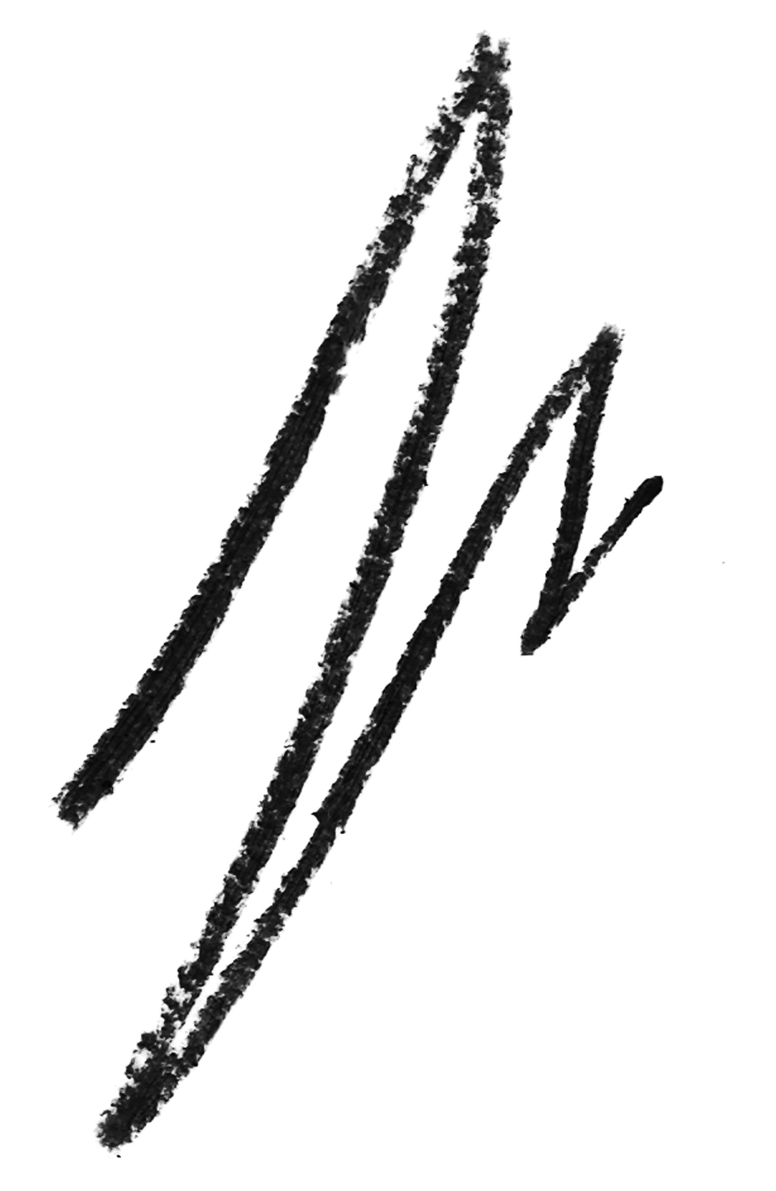 BAREMINERALS<SUP>®</SUP>, One Fine Line Micro Precision Eyeliner, Alternate thumbnail 2, color, EXACT ONYX