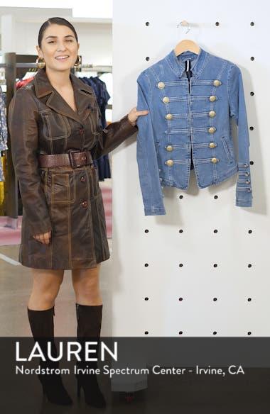 Military Denim Jacket, sales video thumbnail