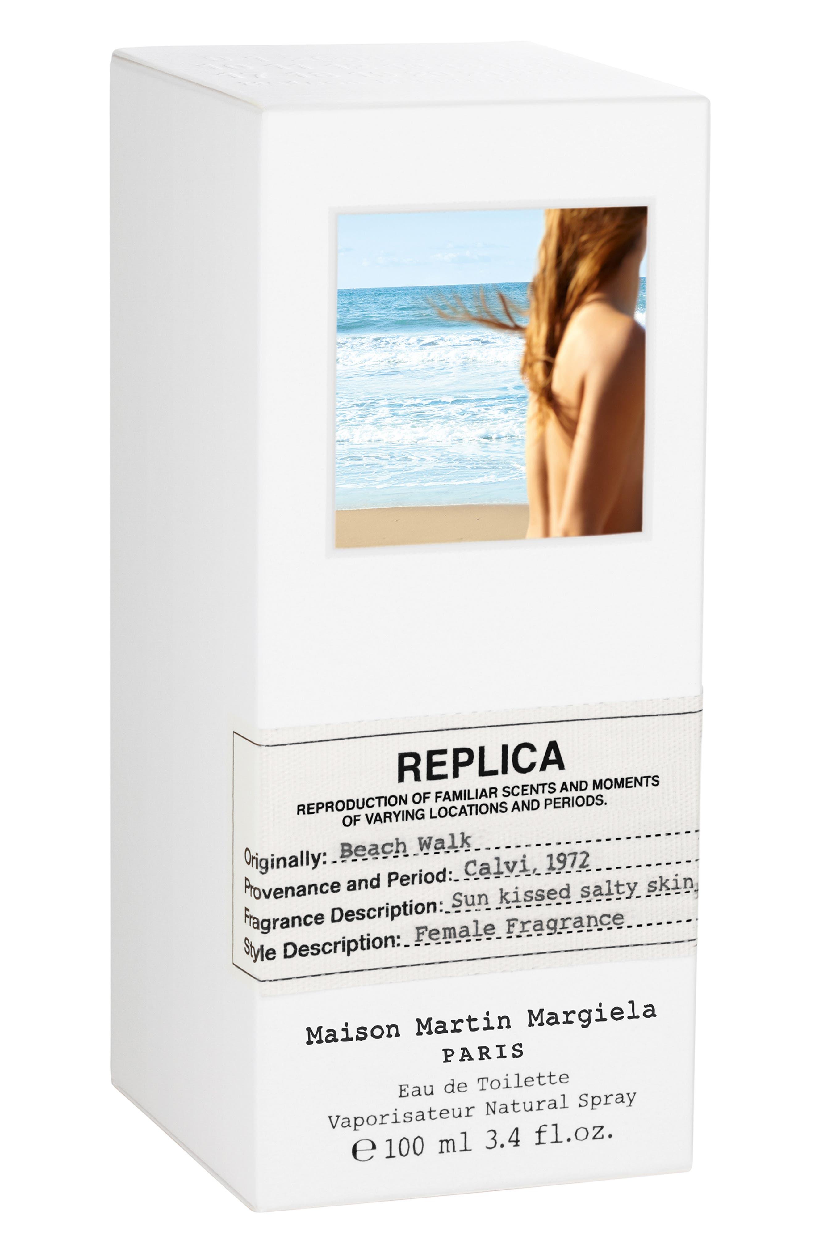 MAISON MARGIELA, Replica Beach Walk Fragrance, Alternate thumbnail 2, color, NO COLOR