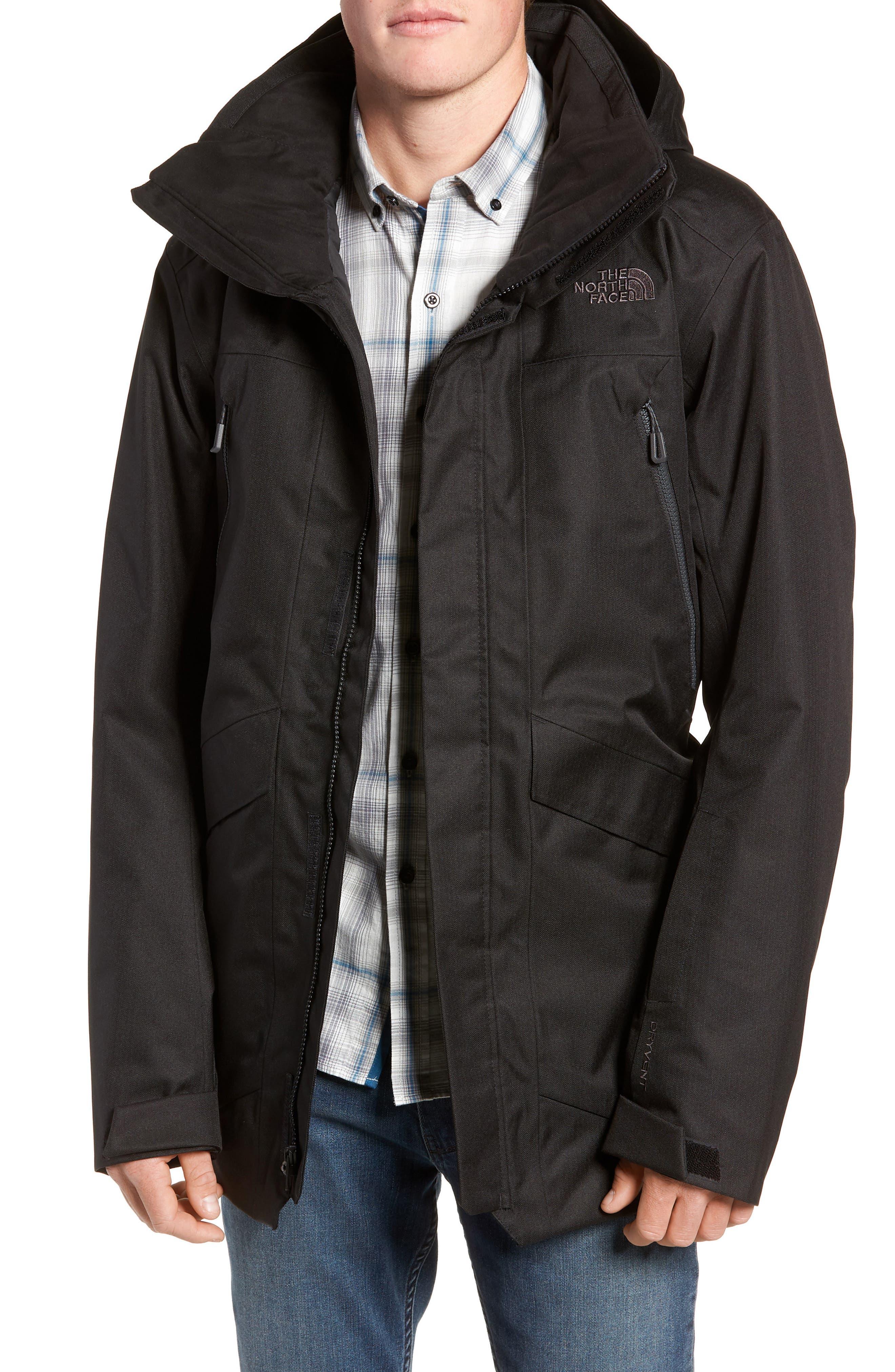 THE NORTH FACE Gatekeeper Waterproof Jacket, Main, color, 005