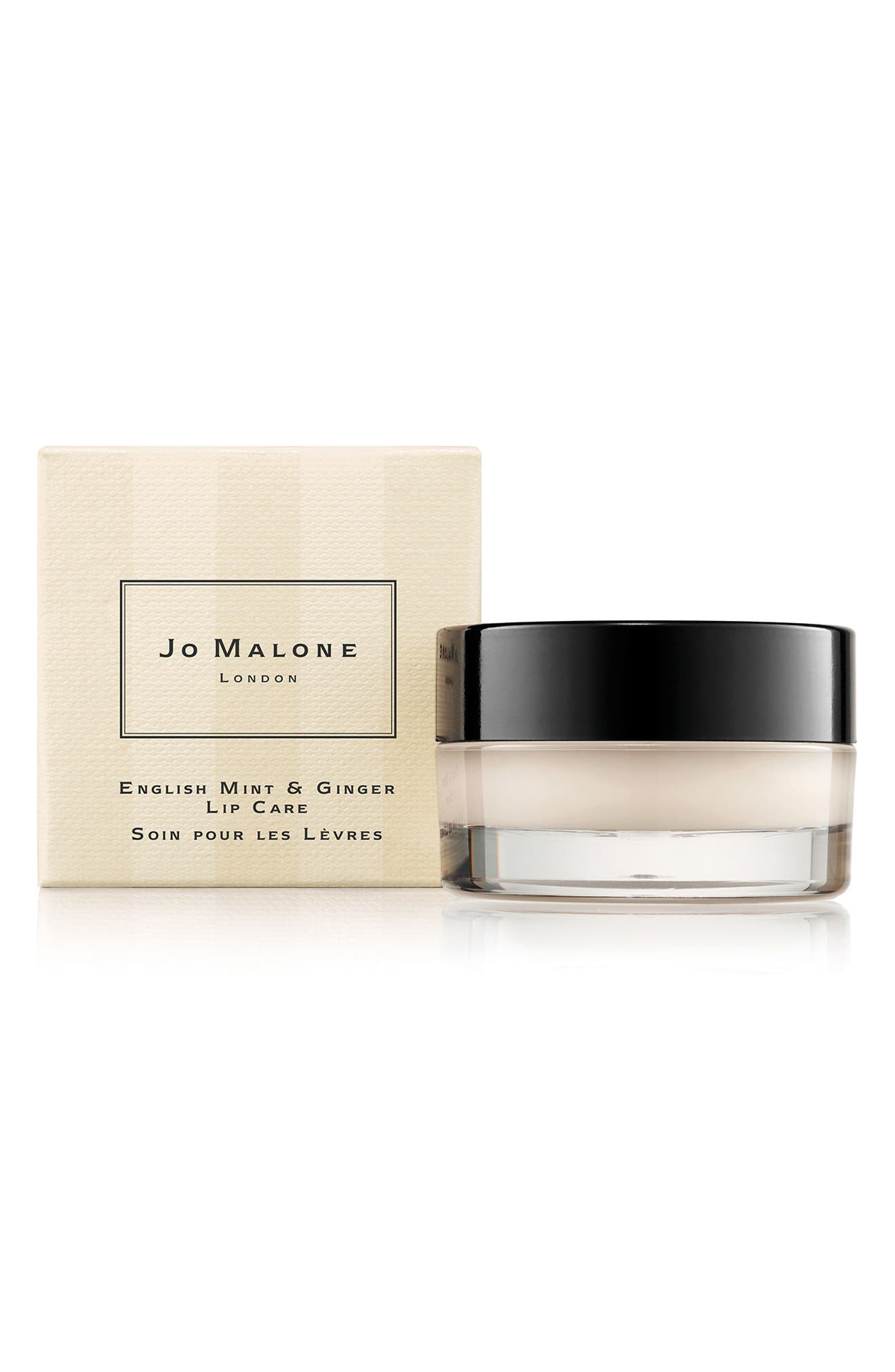 JO MALONE LONDON<SUP>™</SUP> Nourishing English Mint & Ginger Lip Care, Main, color, NO COLOR