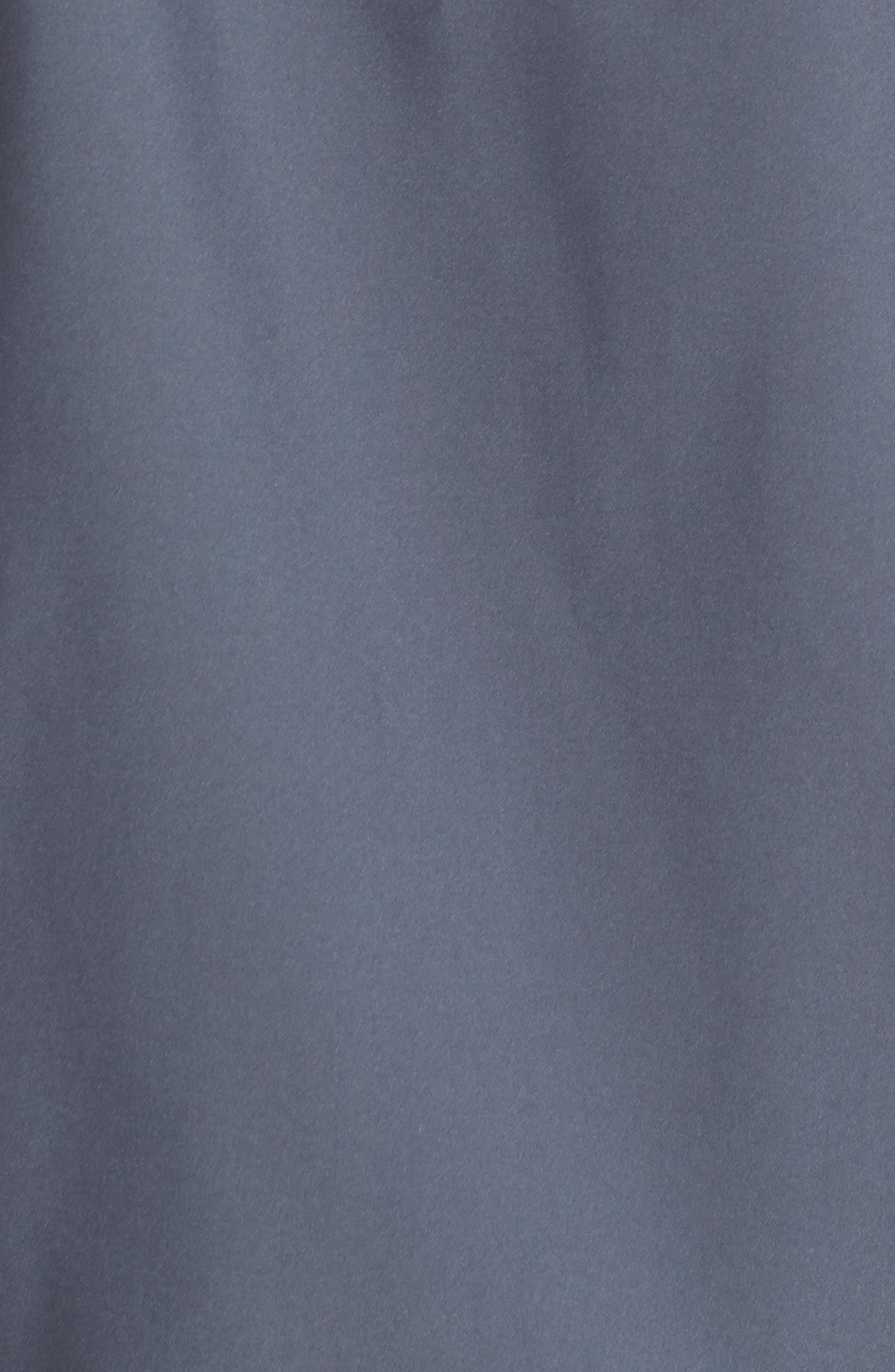 CUTTER & BUCK, Beacon WeatherTec Wind & Water Resistant Jacket, Alternate thumbnail 2, color, ONYX GREY