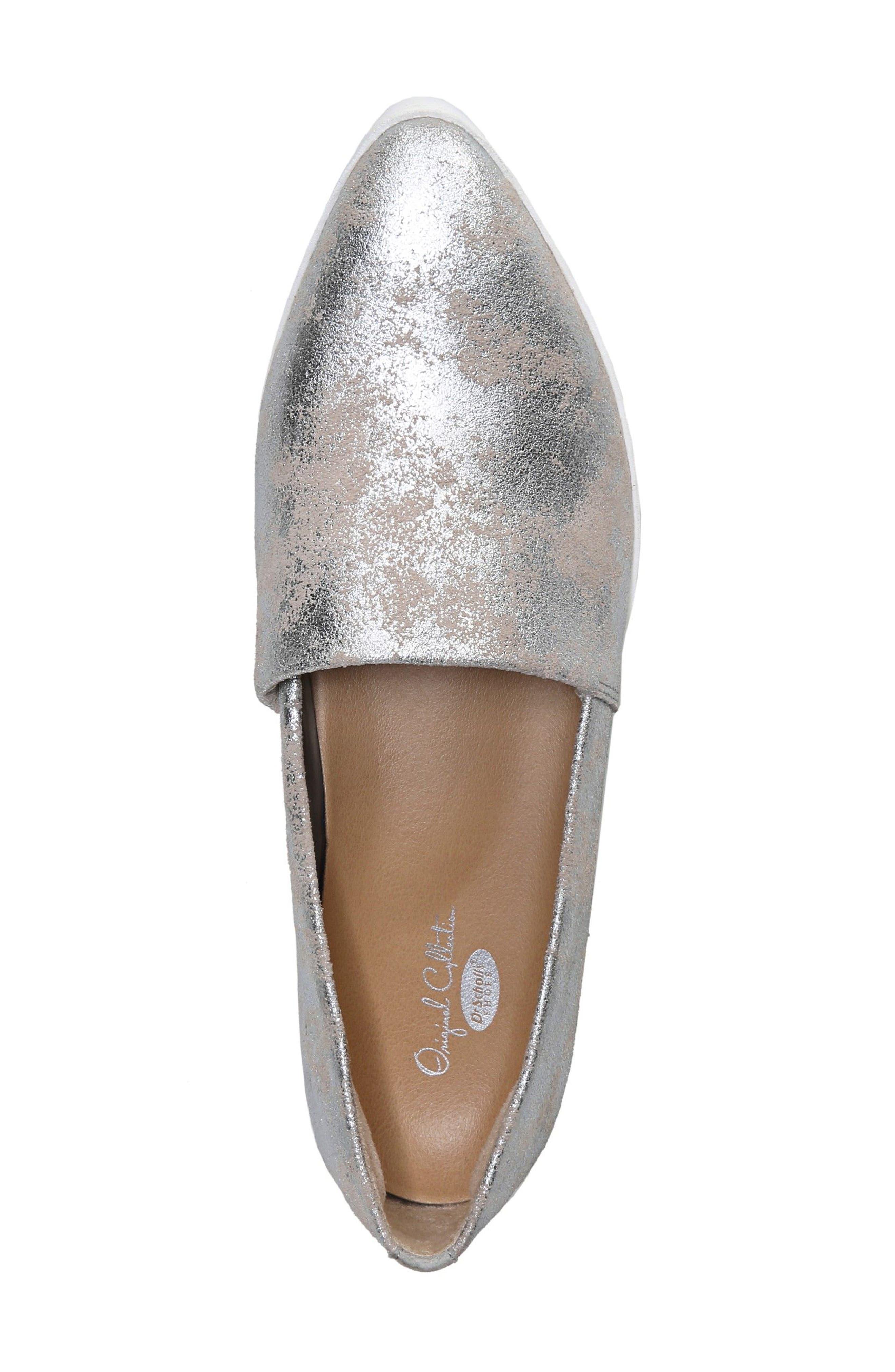 DR. SCHOLL'S, 'Vienna' Slip-on Sneaker, Alternate thumbnail 5, color, 040