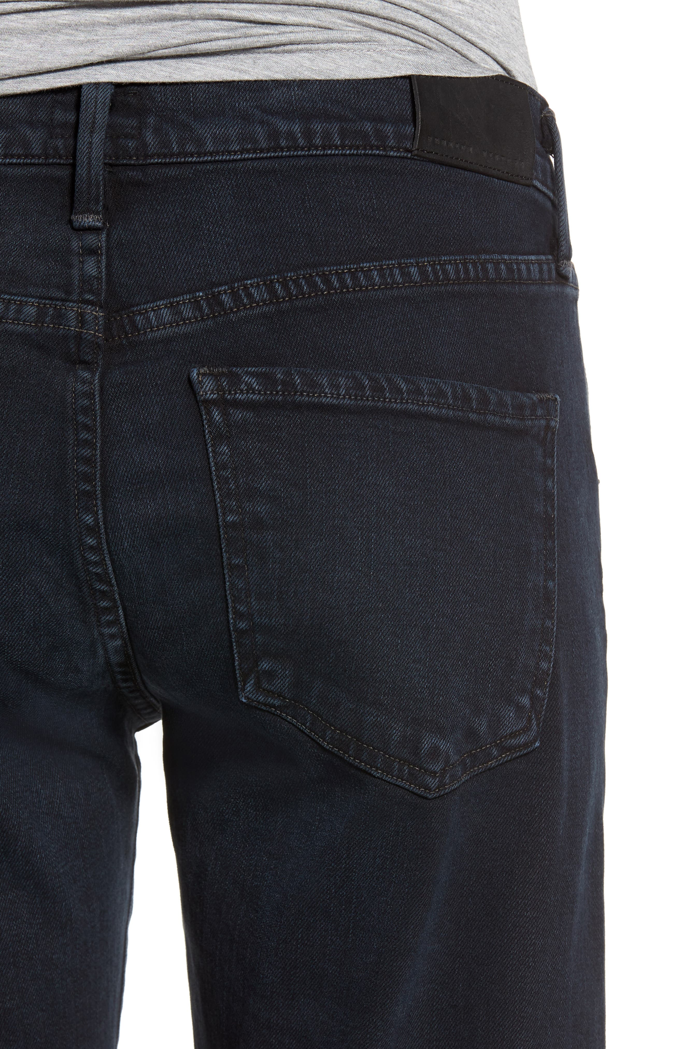 CITIZENS OF HUMANITY, Emerson Slim Boyfriend Jeans, Alternate thumbnail 5, color, NIGHT SHADE