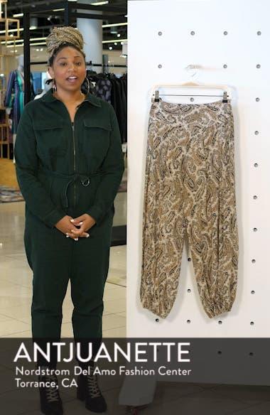 Moscow Paisley Harem Pants, sales video thumbnail
