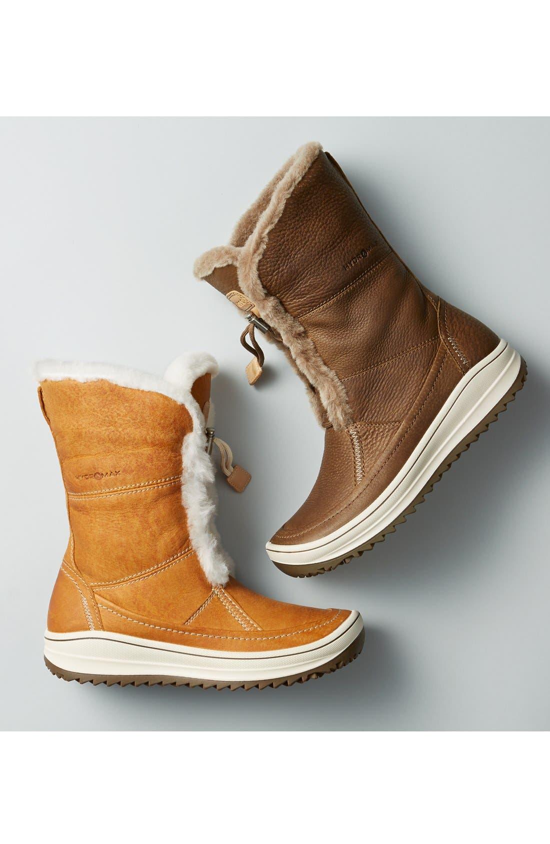ECCO, 'Trace' Snow Boot, Alternate thumbnail 5, color, 077