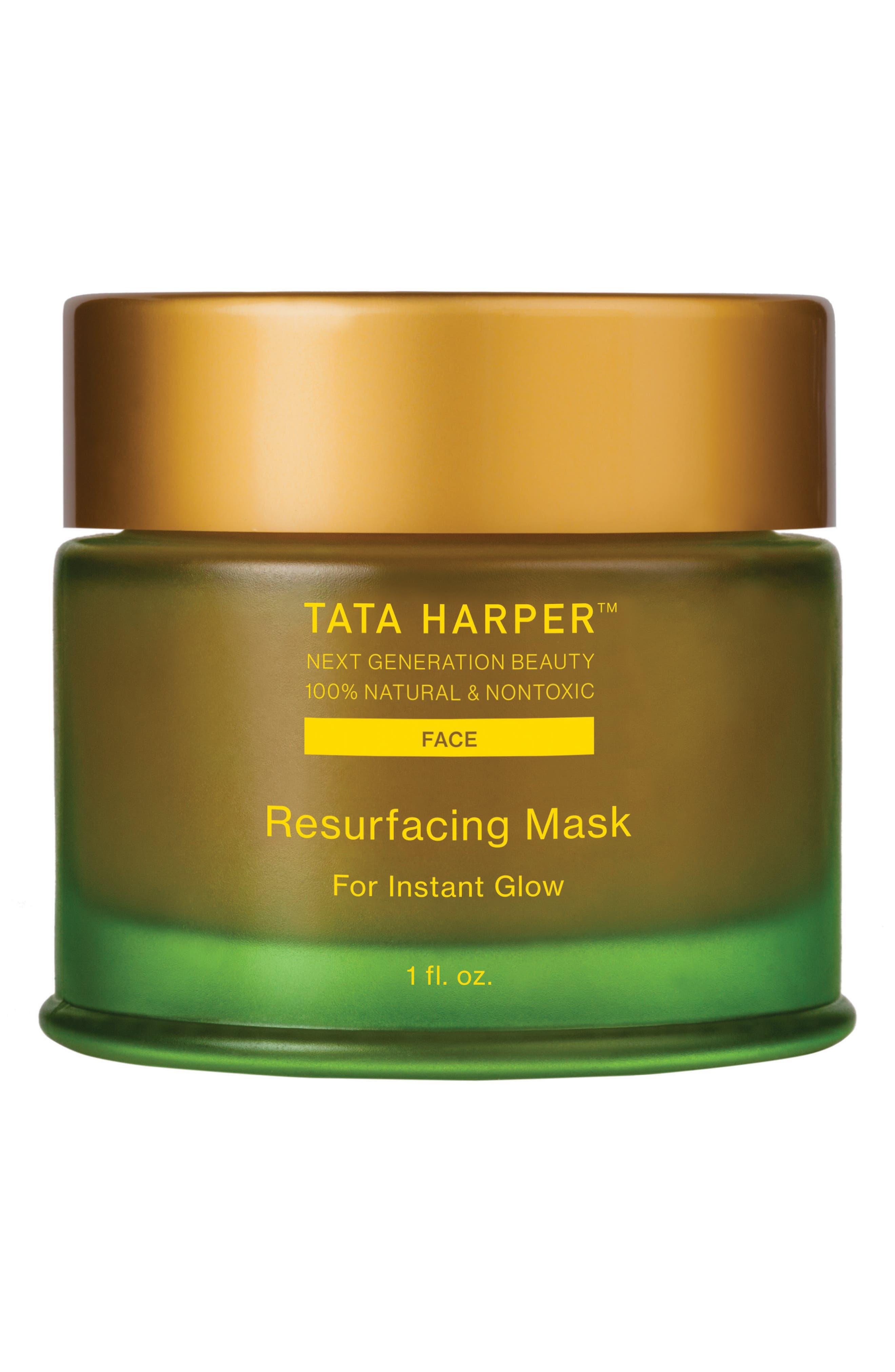 TATA HARPER SKINCARE, Resurfacing Mask, Main thumbnail 1, color, NO COLOR