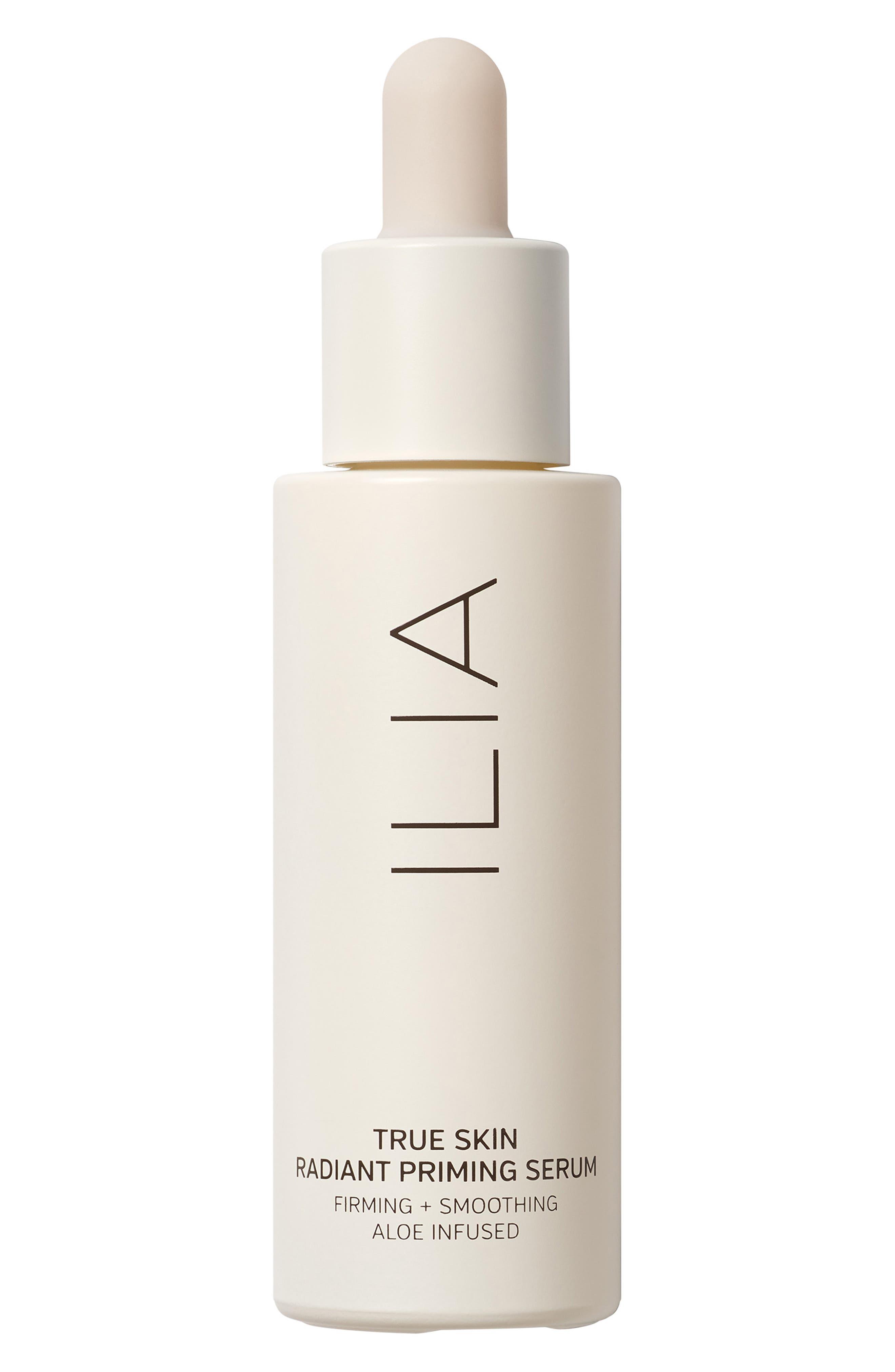 ILIA SPACE.NK.apothecary ILIA True Skin Radiant Priming Serum, Main, color, NO COLOR