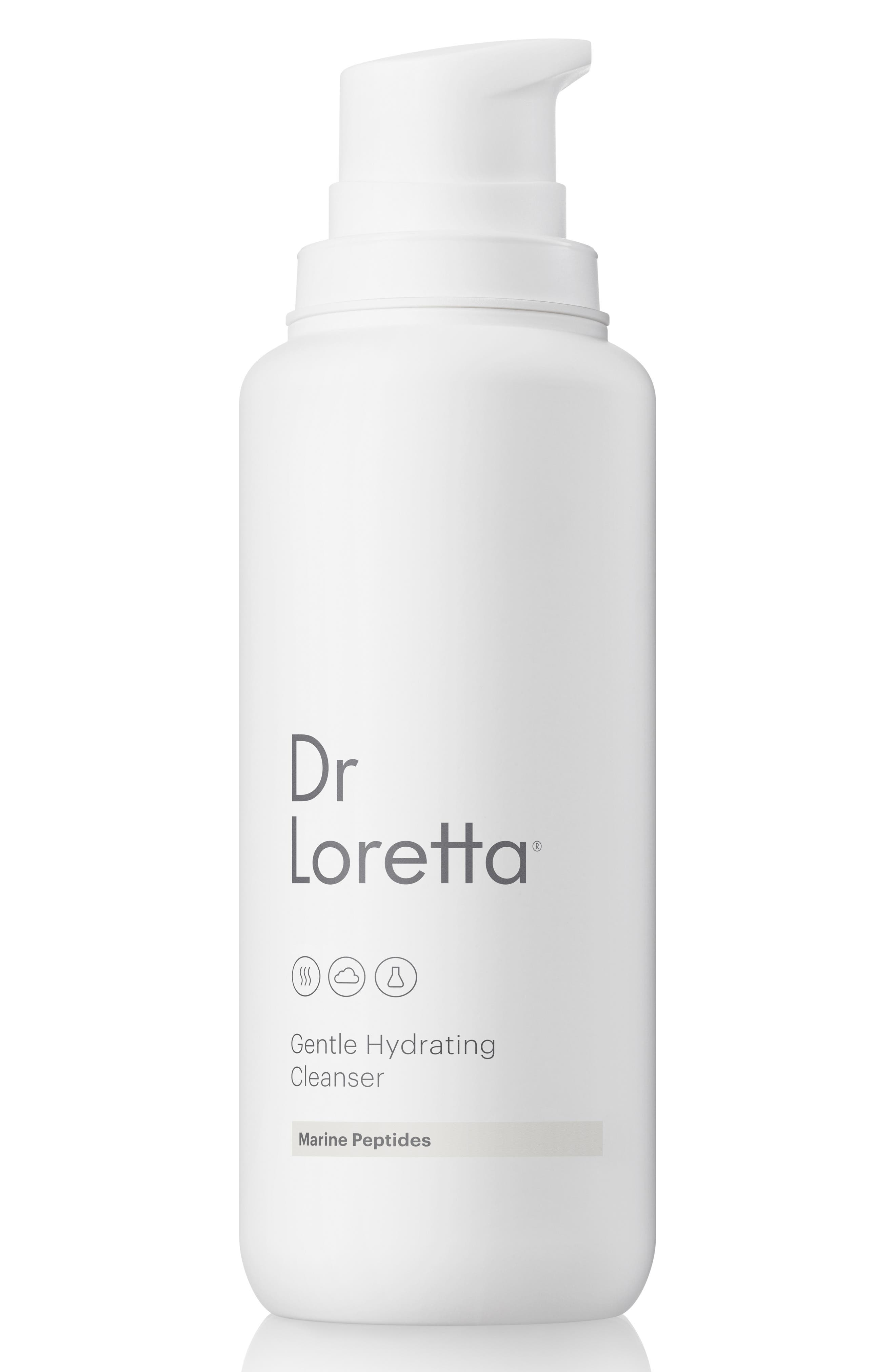 DR. LORETTA, Gentle Hydrating Cleanser, Alternate thumbnail 2, color, NO COLOR