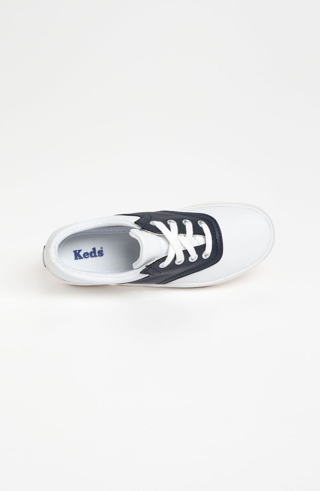 KEDS<SUP>®</SUP>, 'School Days II' Oxford, Alternate thumbnail 2, color, WHITE NAVY