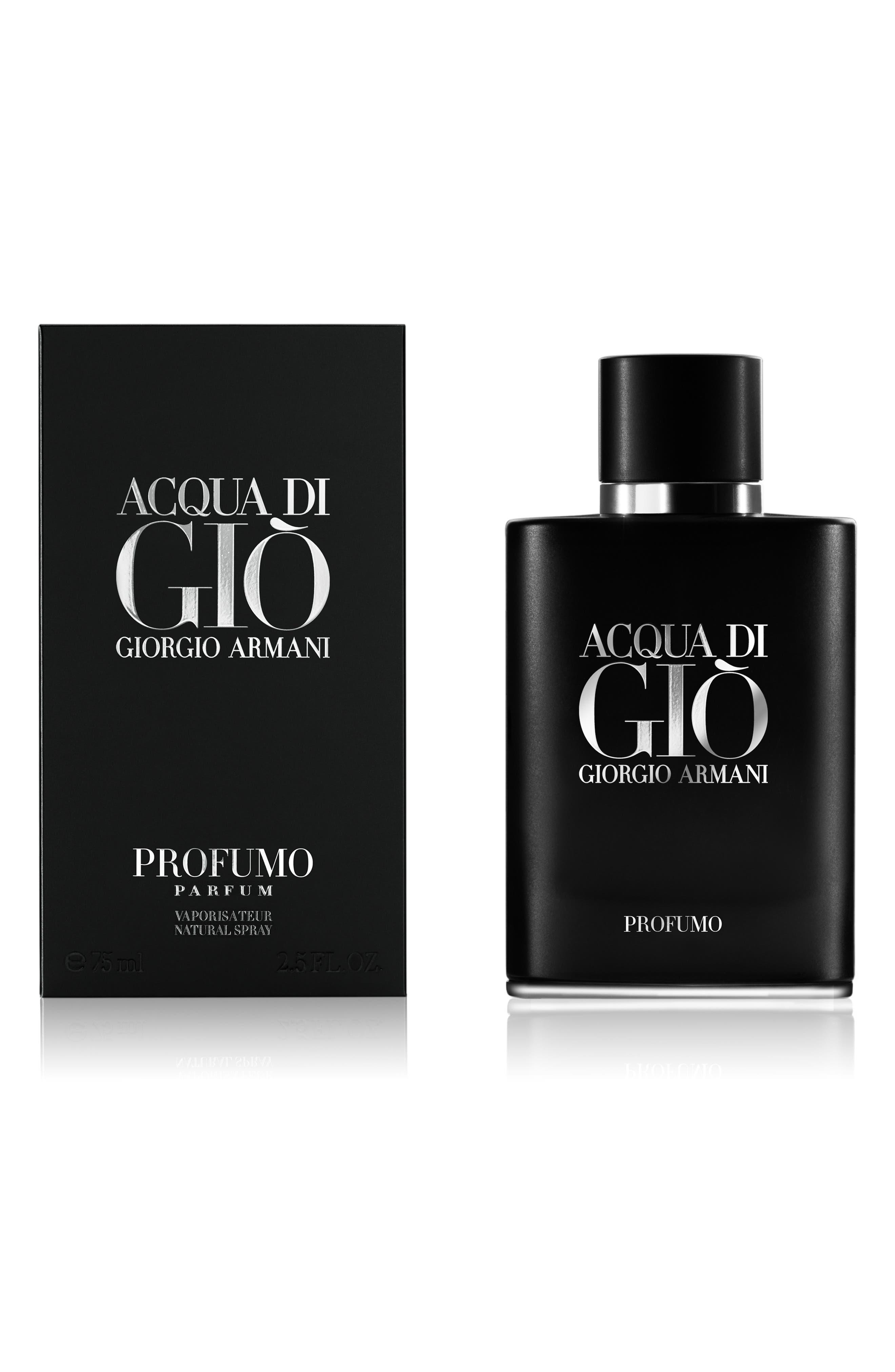 GIORGIO ARMANI, Acqua di Giò - Profumo Fragrance, Alternate thumbnail 2, color, NO COLOR